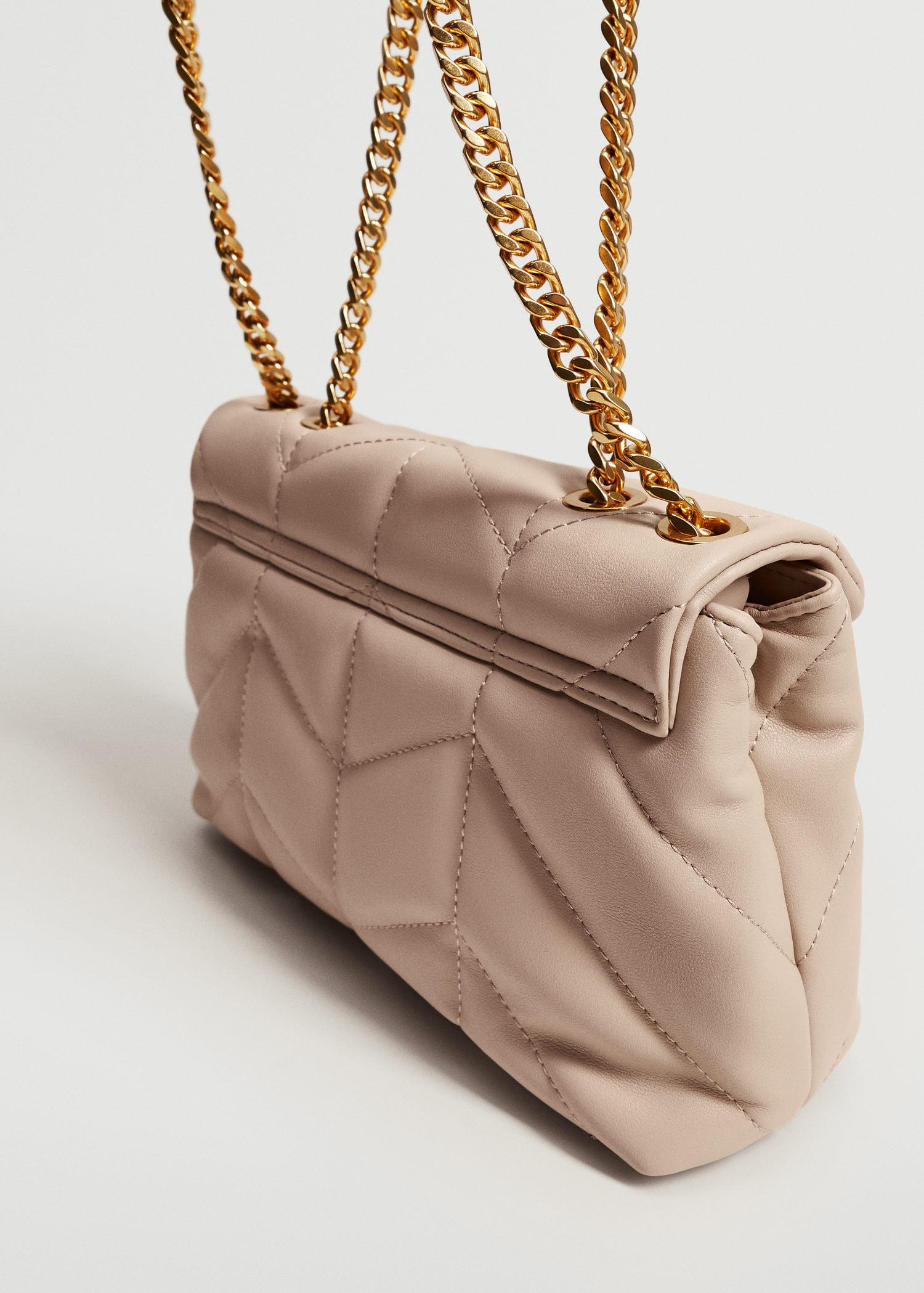 Quilted chain bag 2
