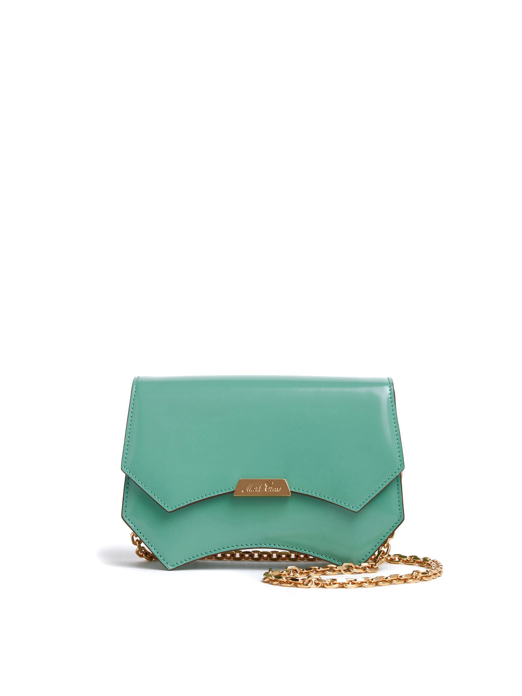 Madeline Evening Leather Clutch
