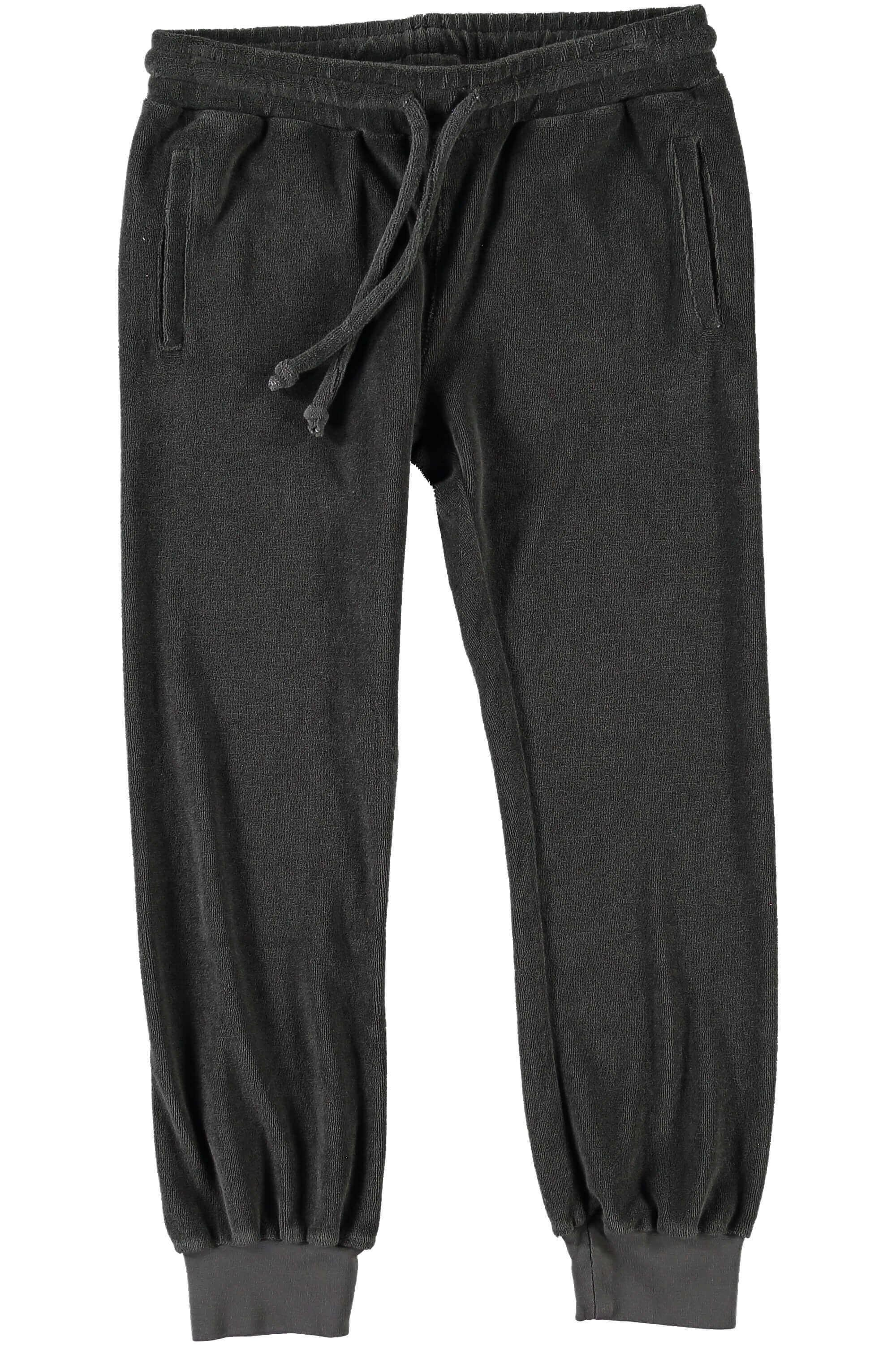 TERRYCLOTH YOUTH MILLIE SWEATS - THUNDERSTORM