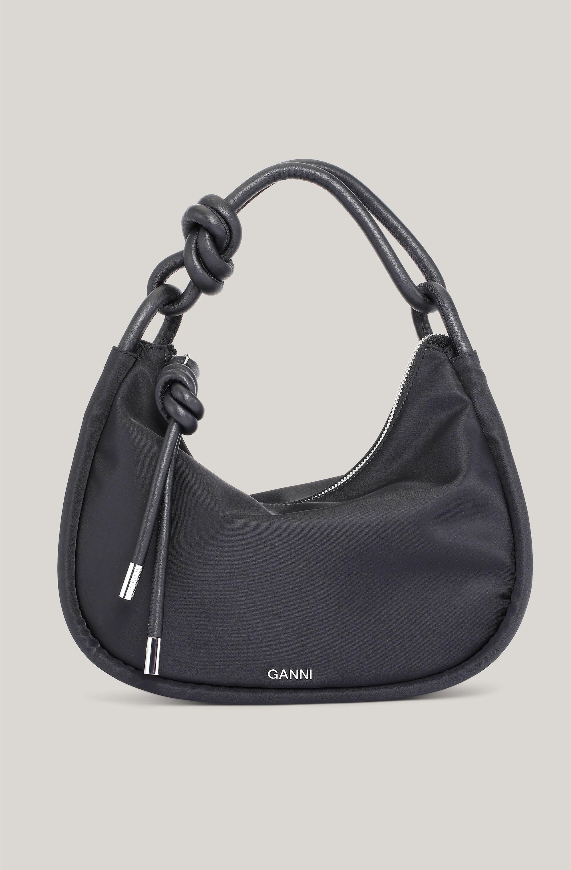 Recycled Polyester Medium Baguette Bag