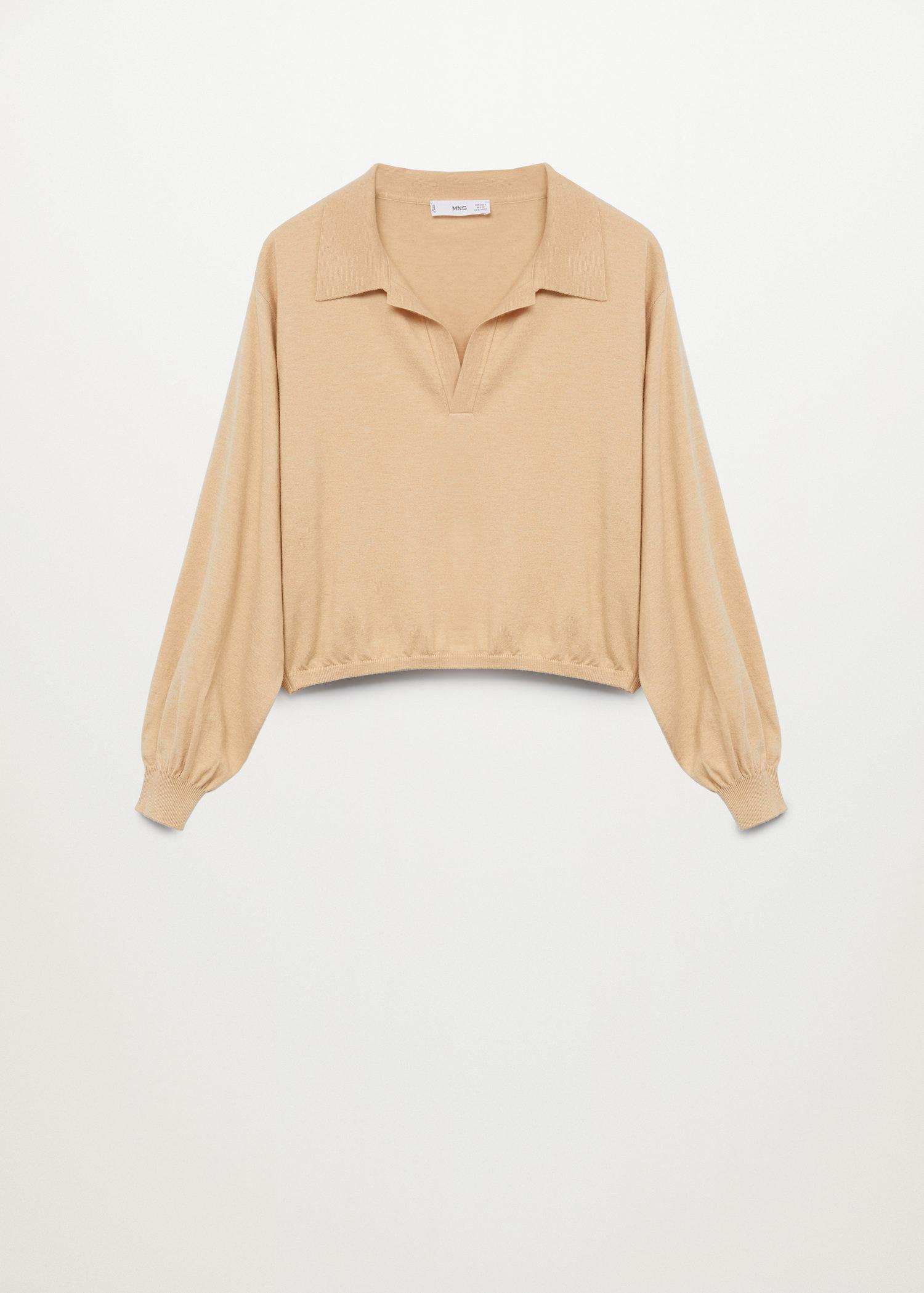 Polo style sweater 7