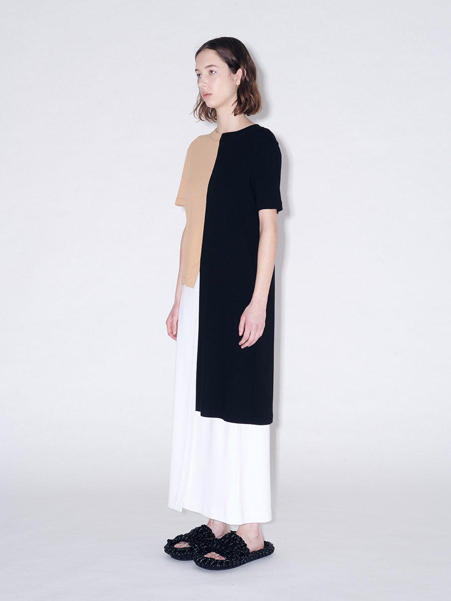 Pull On Wrap Front Skirt 3