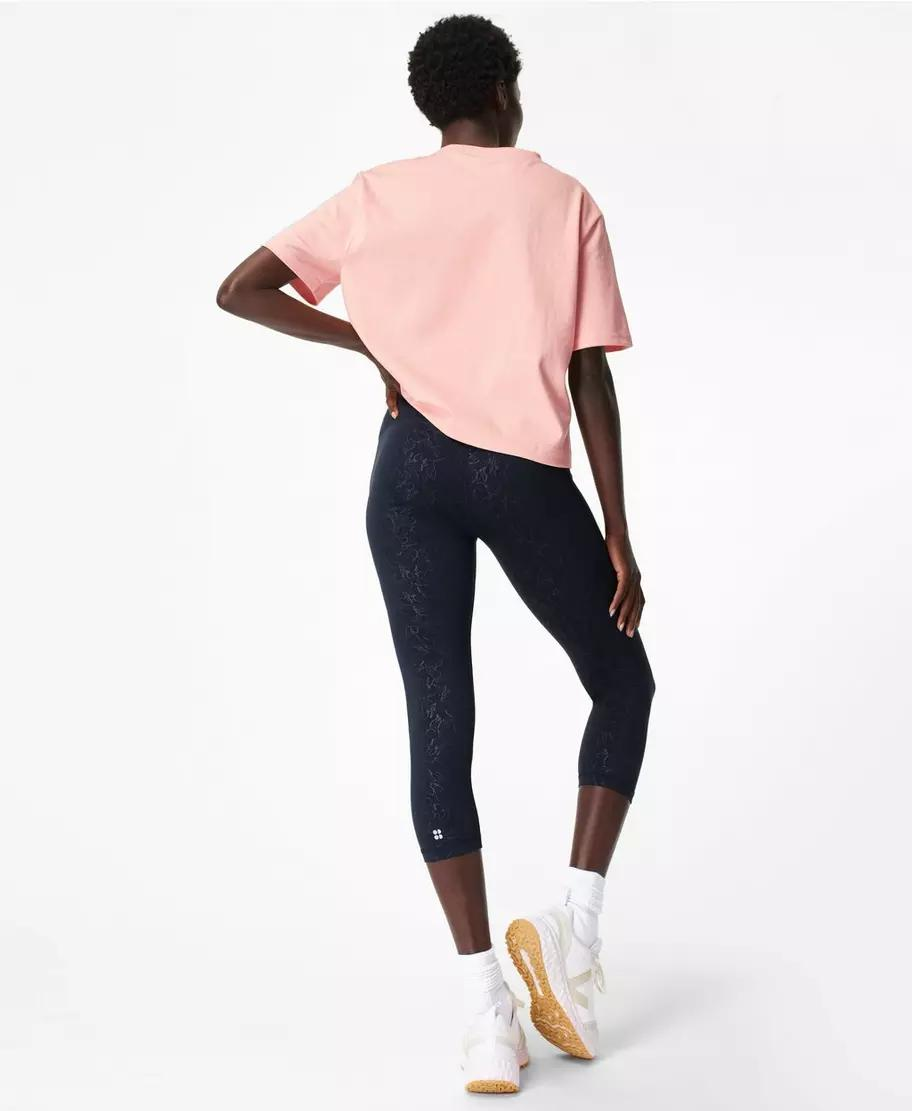 All Day Cropped Workout Leggings 3