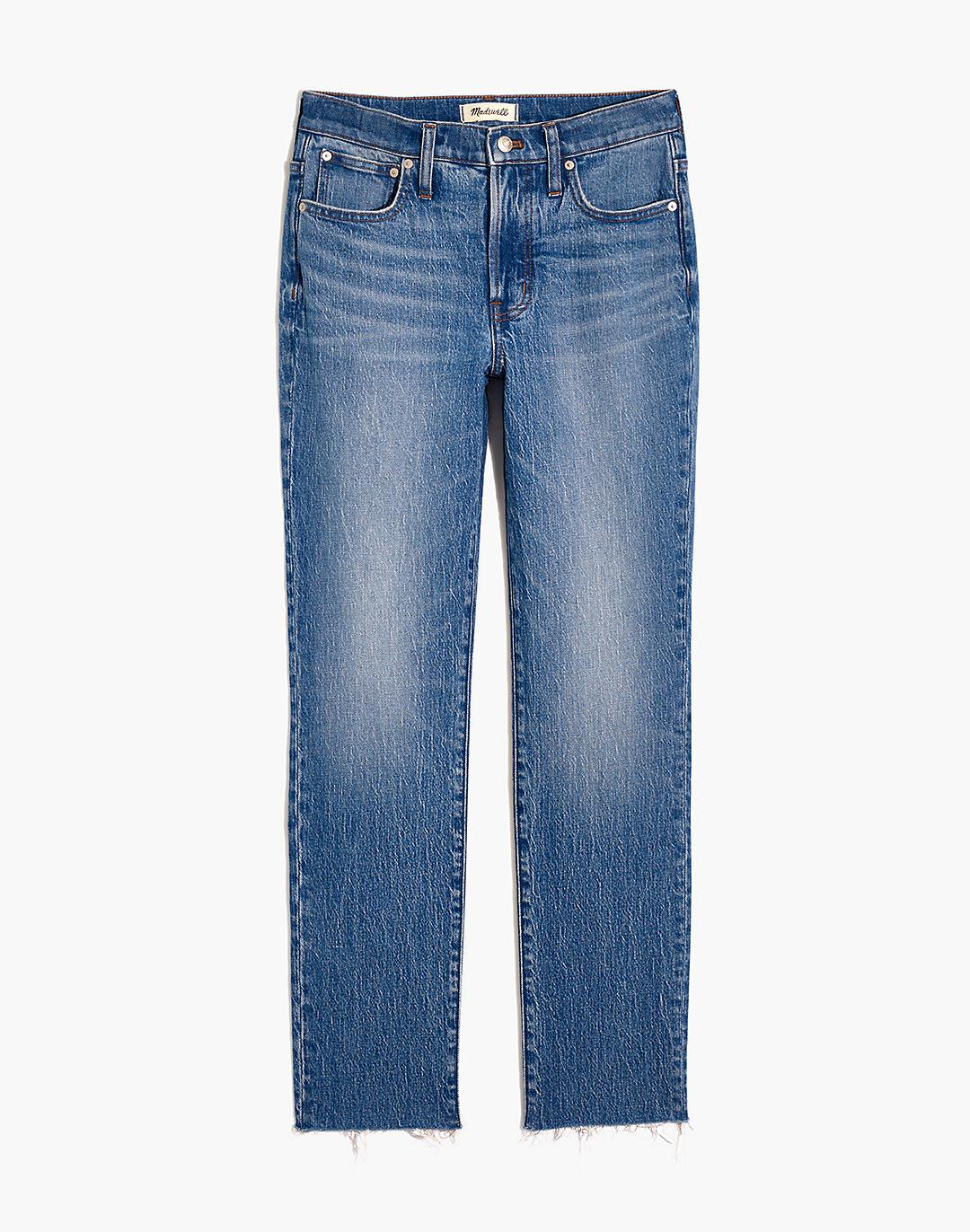 The Mid-Rise Perfect Vintage Jean in Enmore Wash 4
