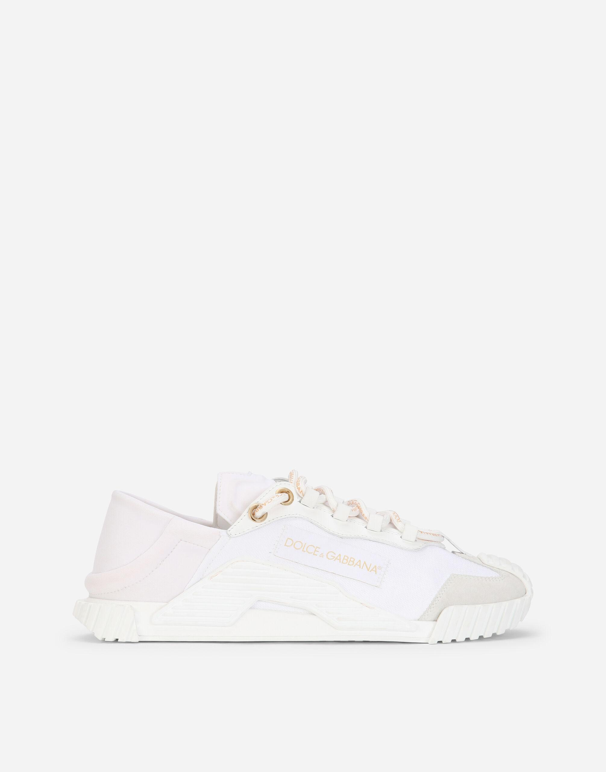 Canvas NS1 slip-on sneakers