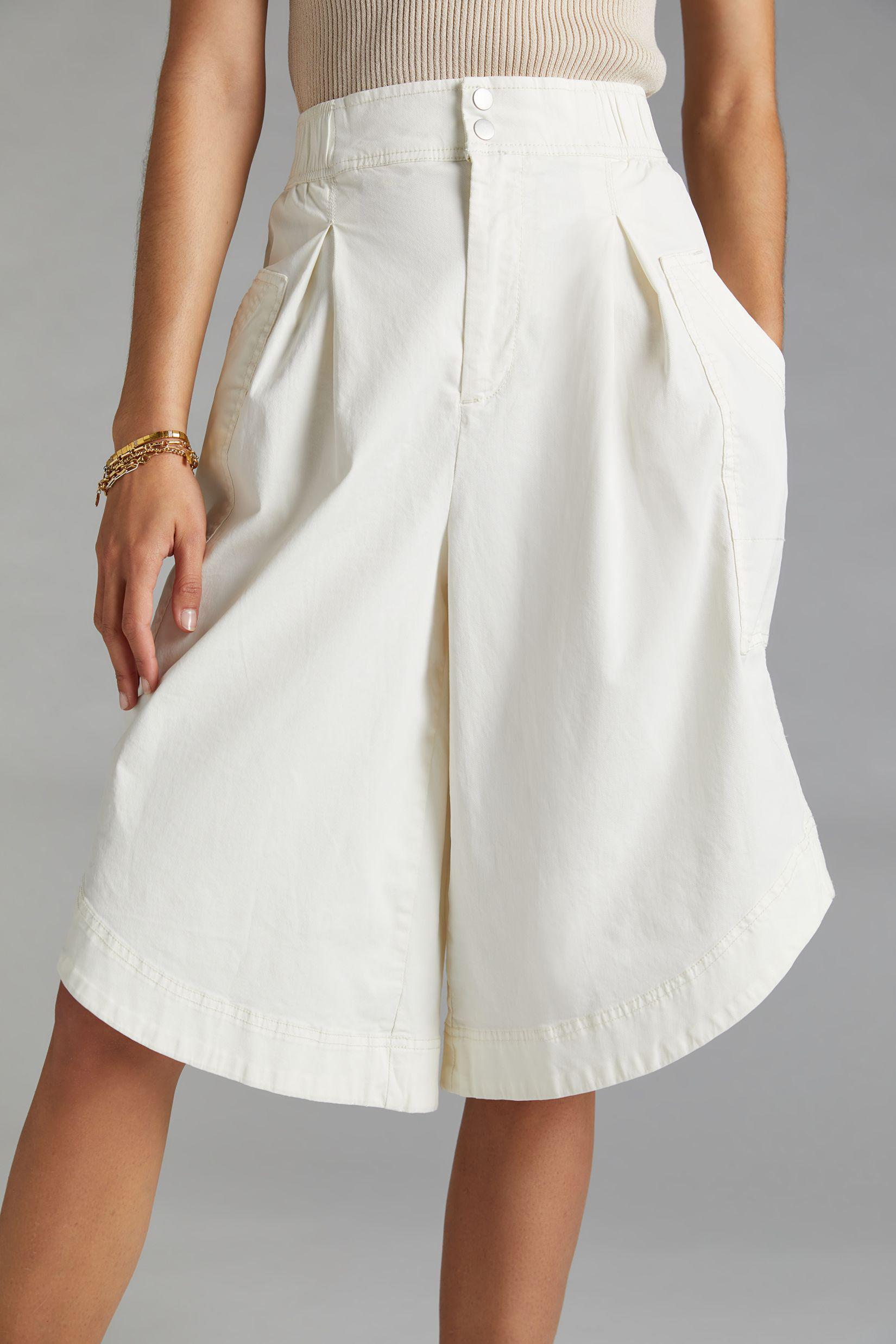 Pleated Culottes 1