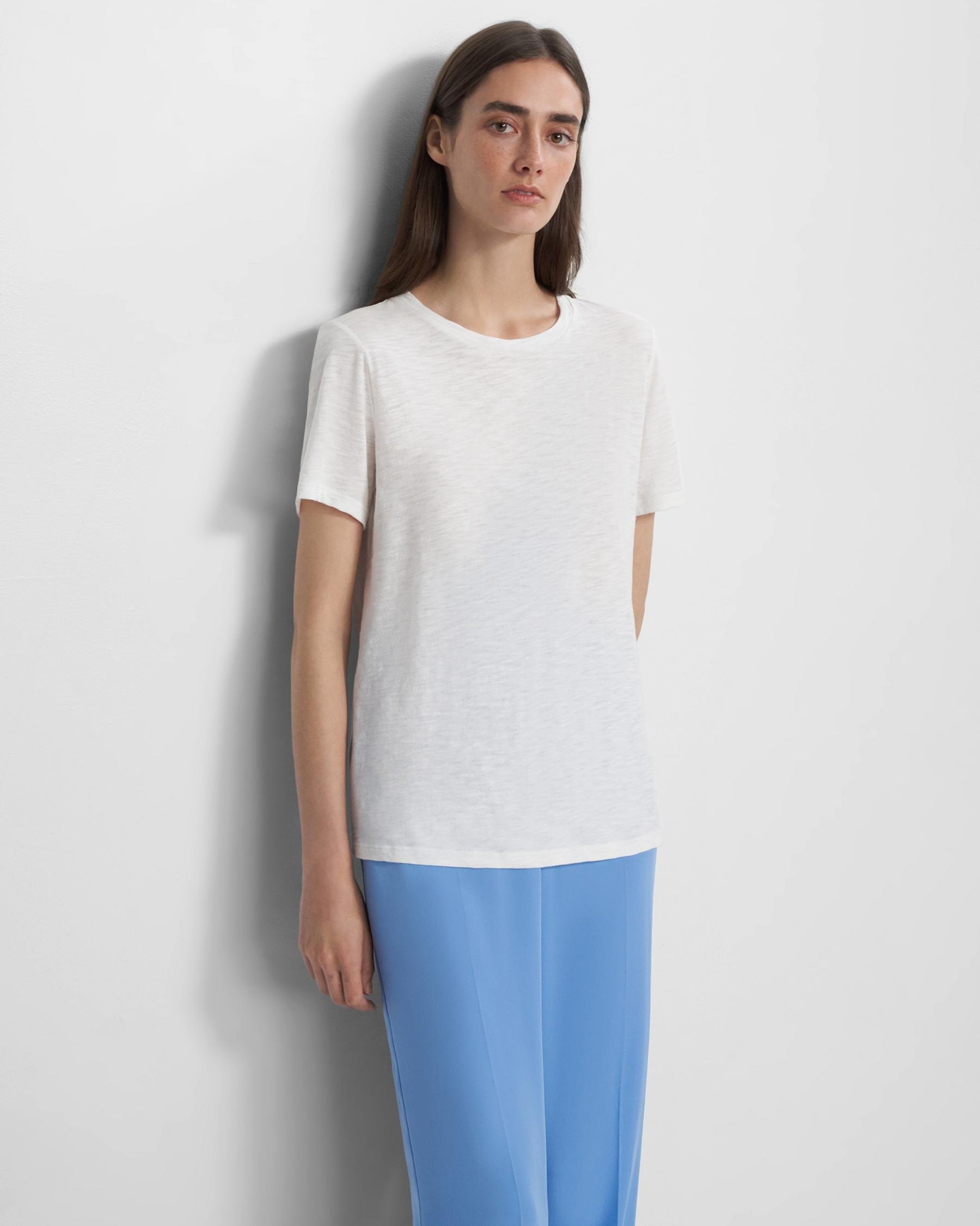 Easy Tee in Organic Cotton 0