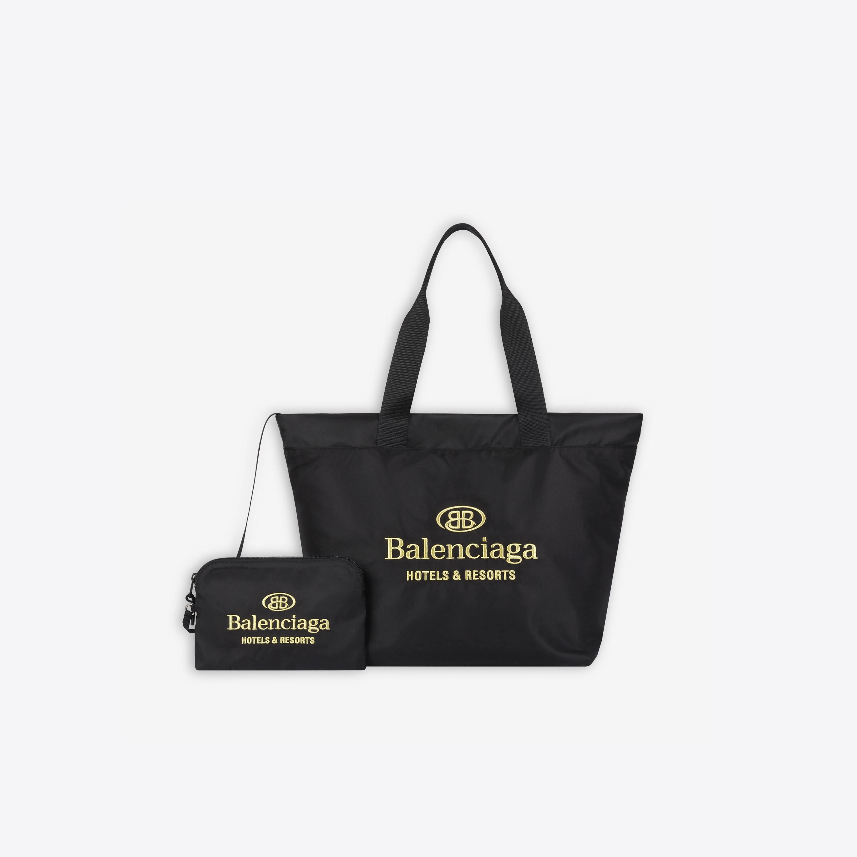 Hotel Large Tote Bag