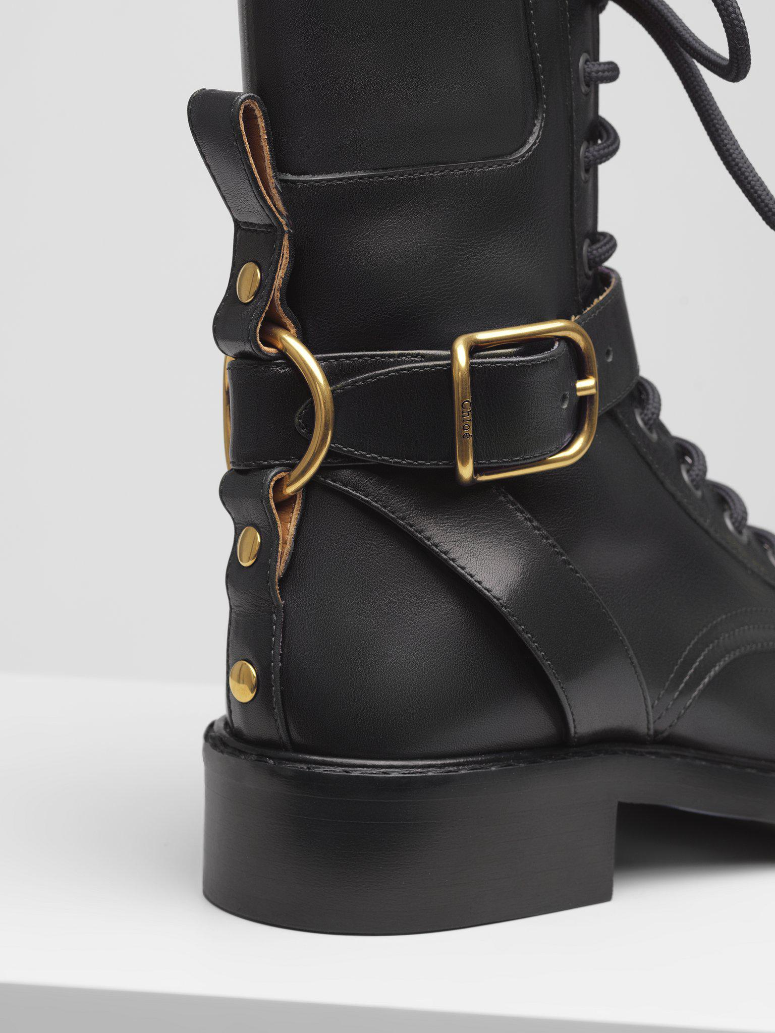 DIANE LACE-UP BOOT 1
