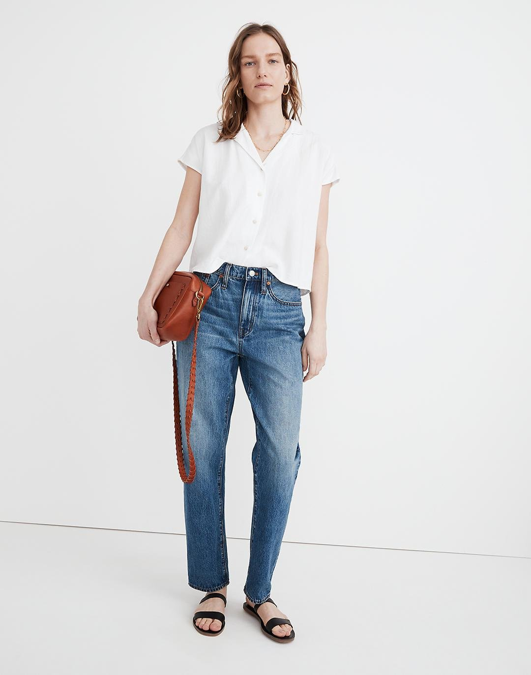 Relaxed Jeans in Sausalito Wash