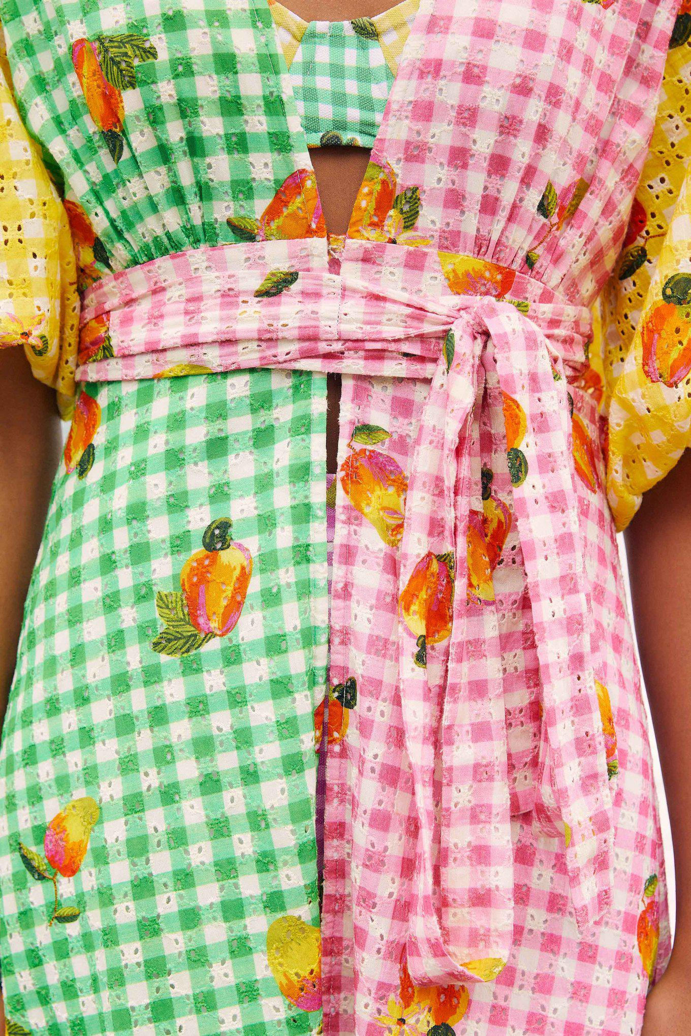 MIX PICNIC COVER UP 4