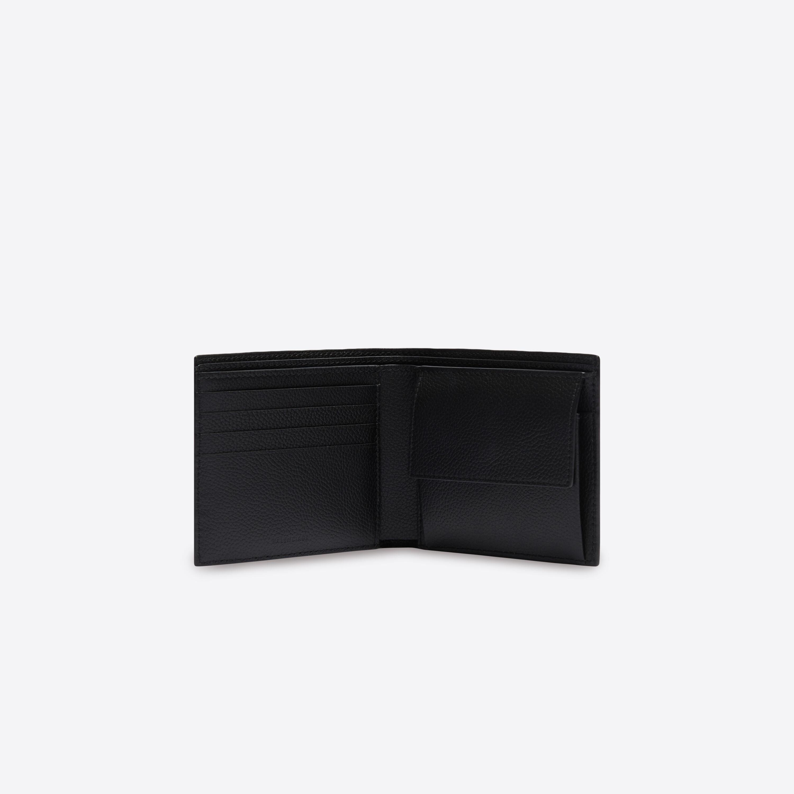 Cash Square Folded Coin Wallet 1