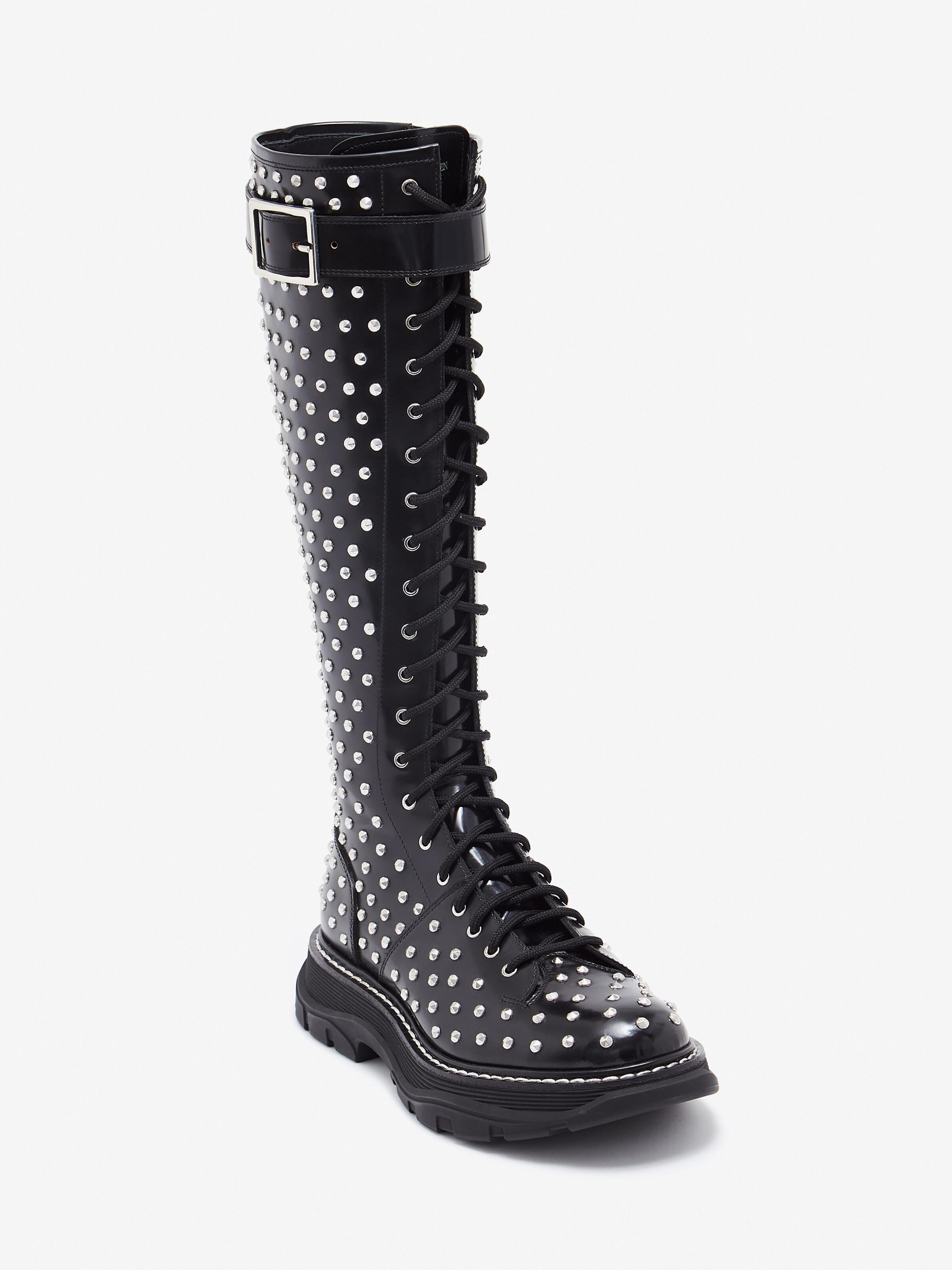 Tread Lace Up Boot 1
