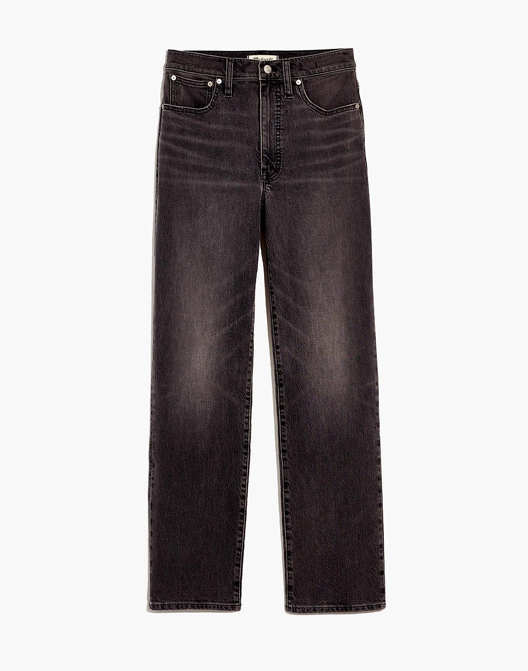 The Plus Perfect Vintage Straight Jean in Cosner Wash