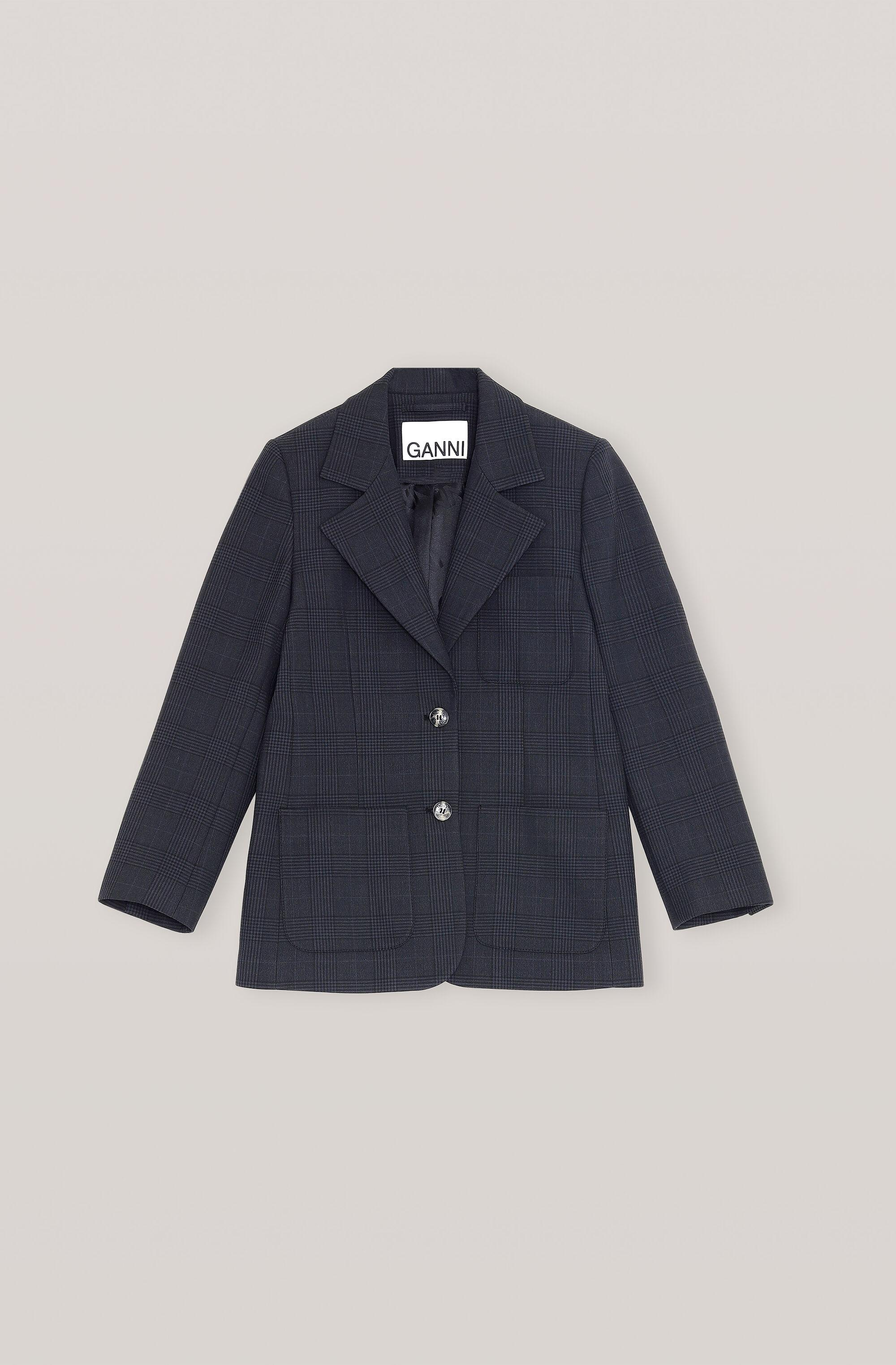 Suiting Fitted Blazer 3