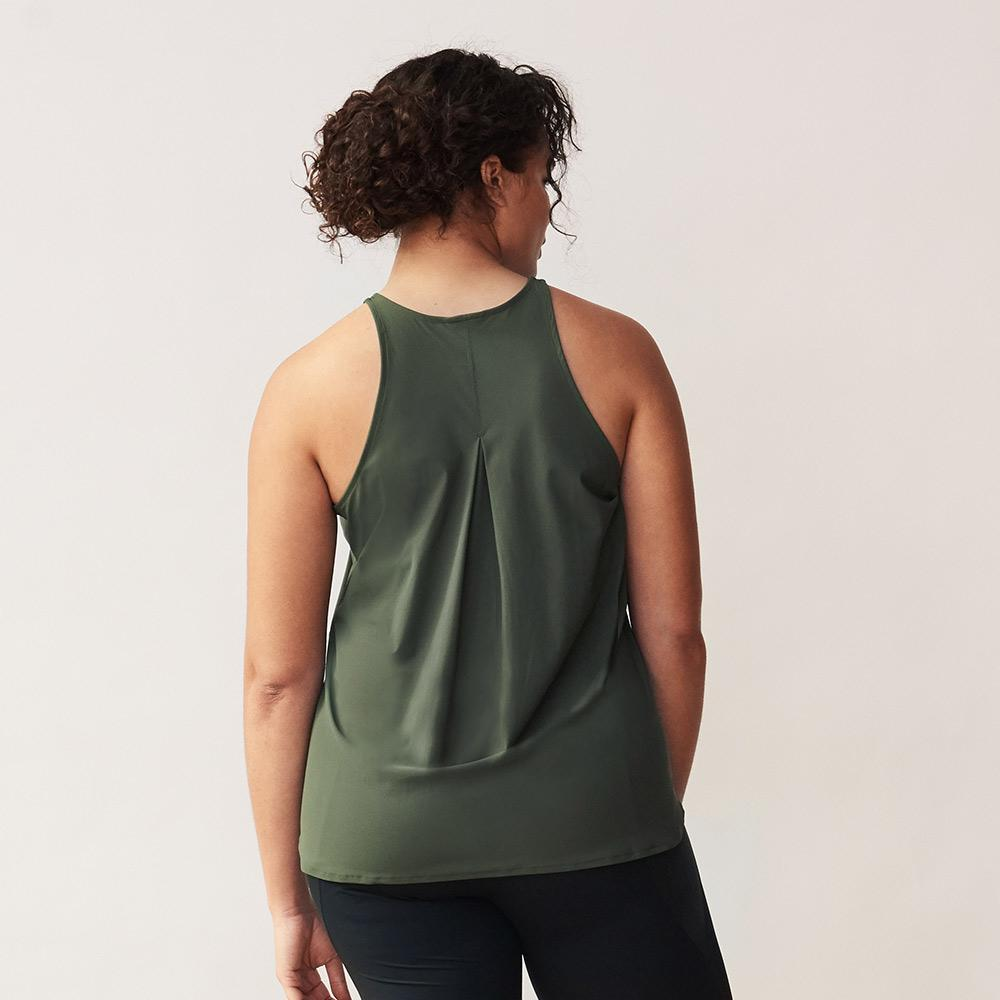 Pleat And Repeat Tank Top 1
