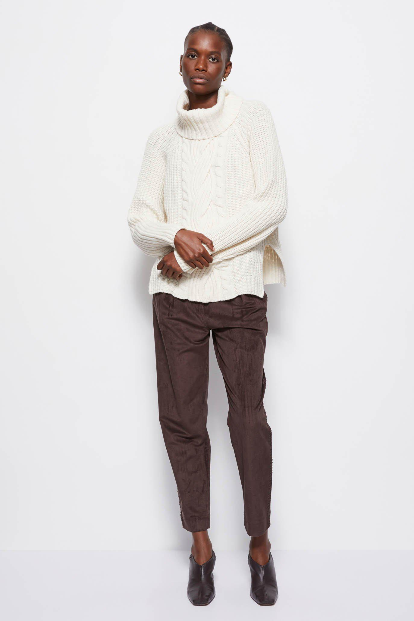 Hadley Traveling Cable Sweater 1