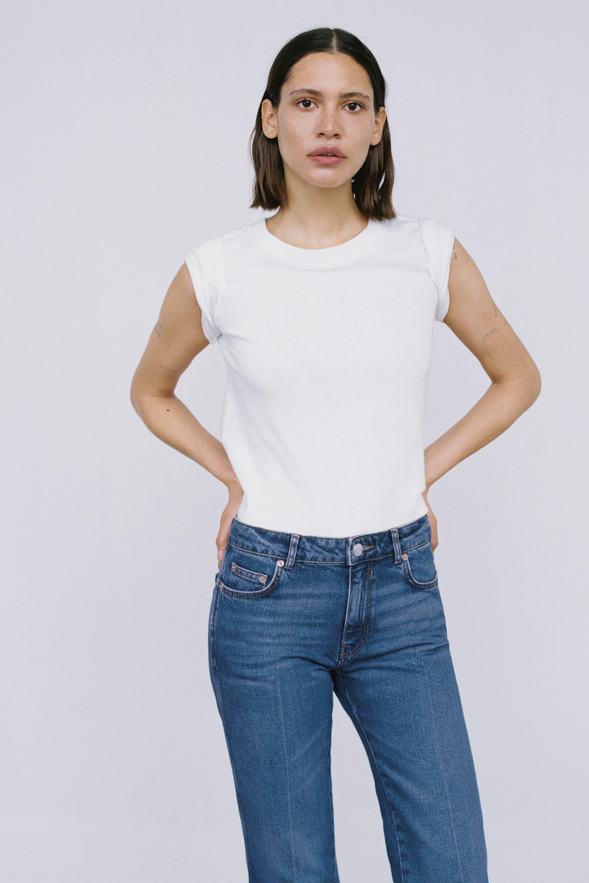 ZW THE NESS CROPPED FLARE JEANS 1