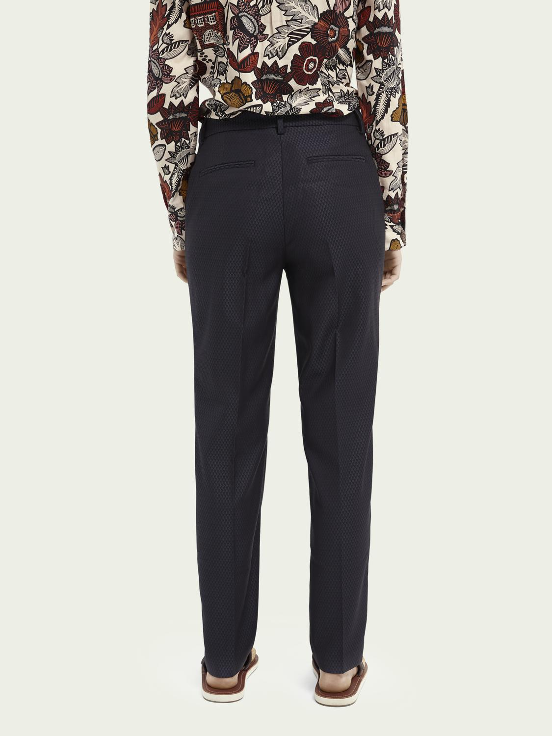 Lowry tailored slim-fit trousers ─ Night 2