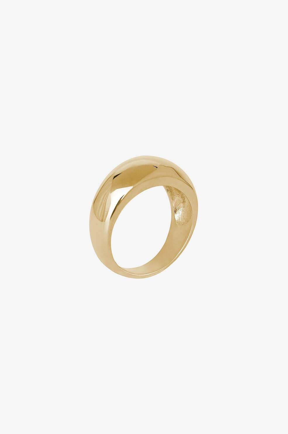Dome Ring - Gold