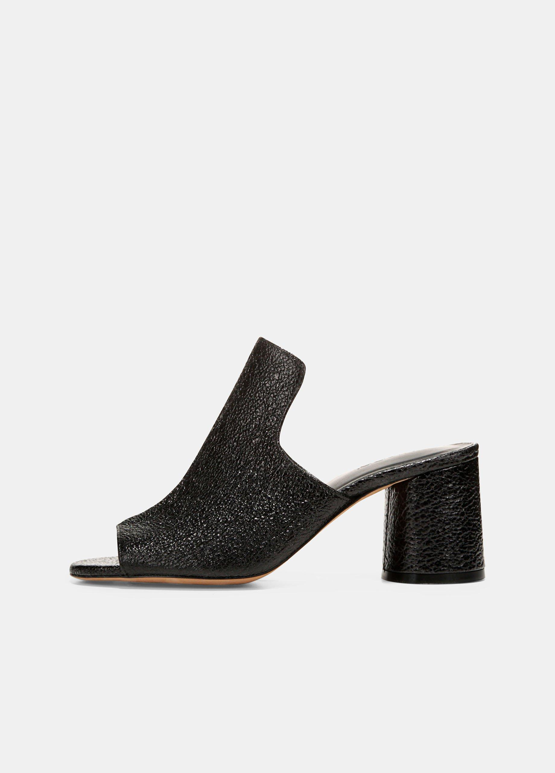 Tanay Patent-Leather Slides