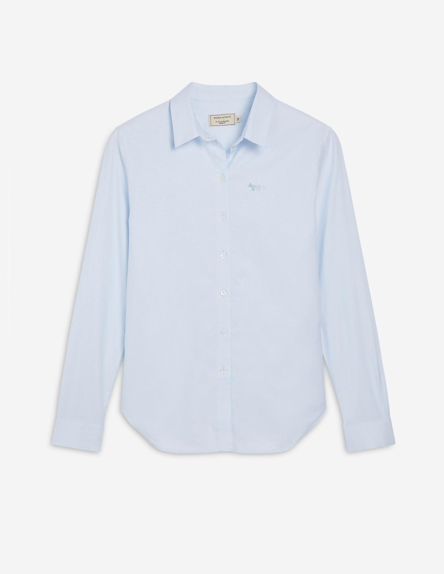 FOX EMBROIDERY CLASSIC SHIRT 2