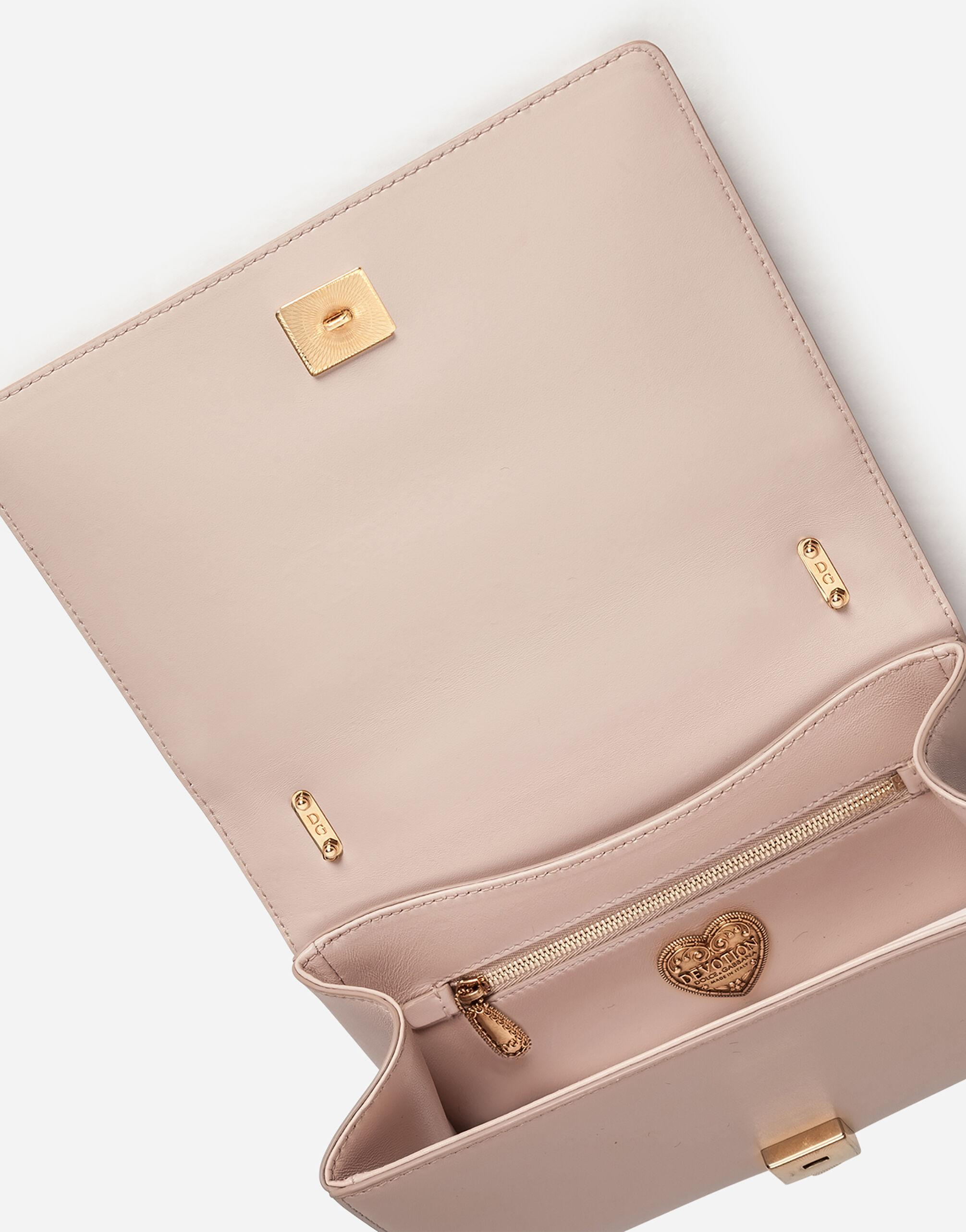 Medium Devotion bag in quilted nappa leather 3