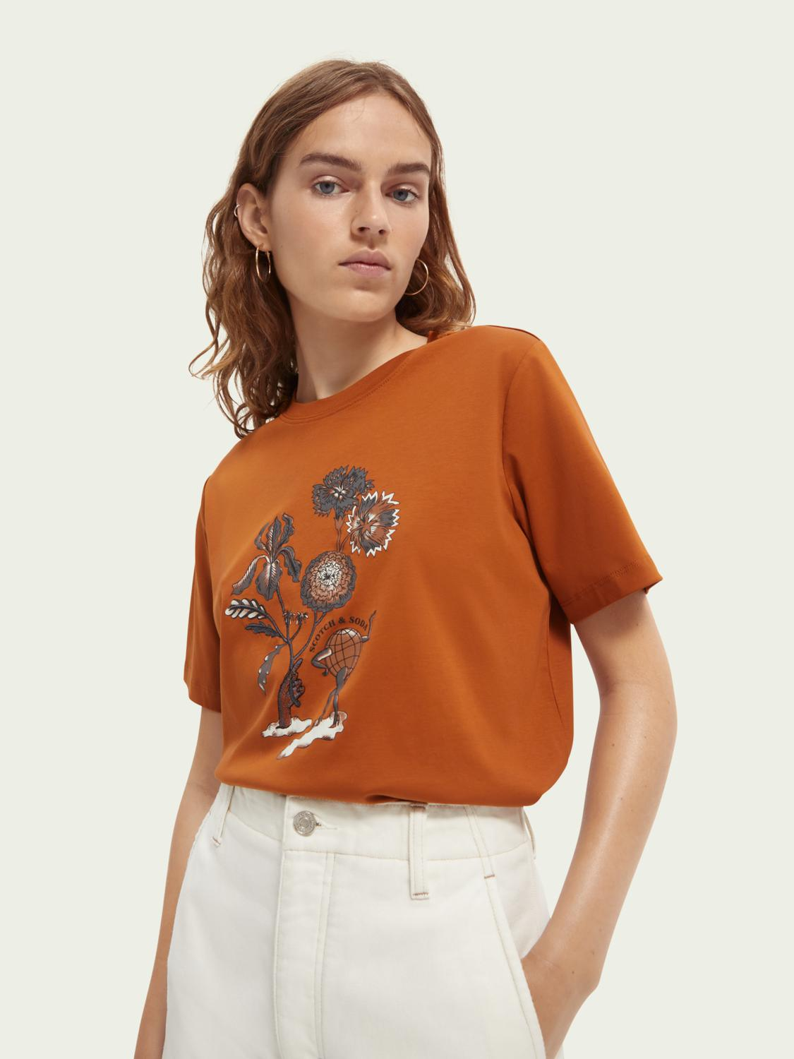 Relaxed-fit graphic T-shirt
