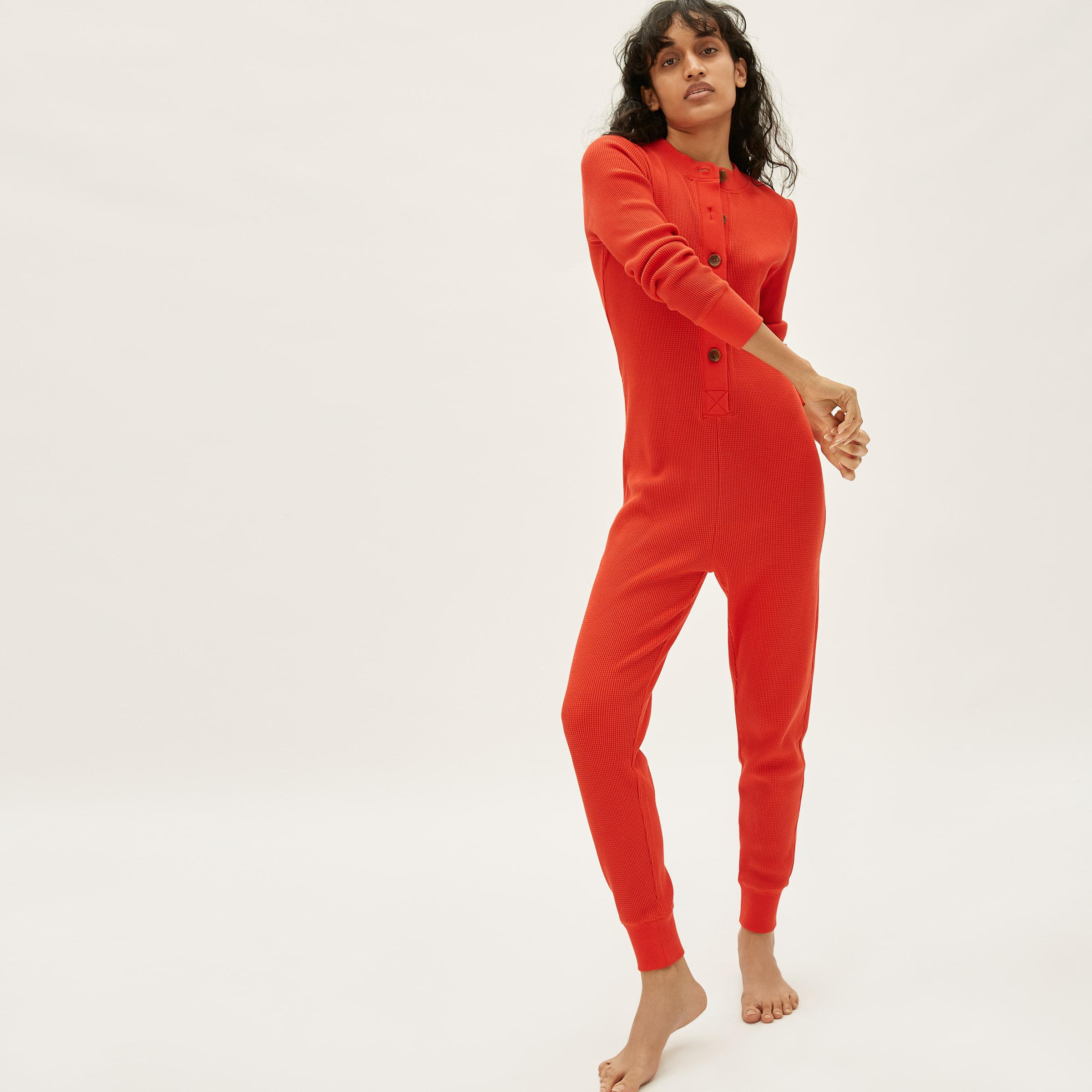The Waffle-Knit Onesie