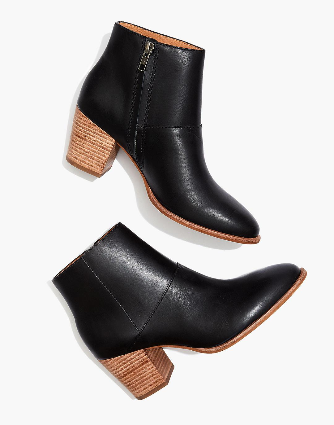 The Rosie Ankle Boot in Leather