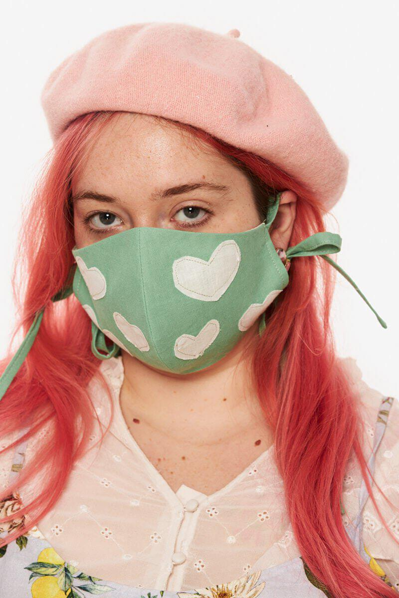 The Matchy Mask Hearts 2