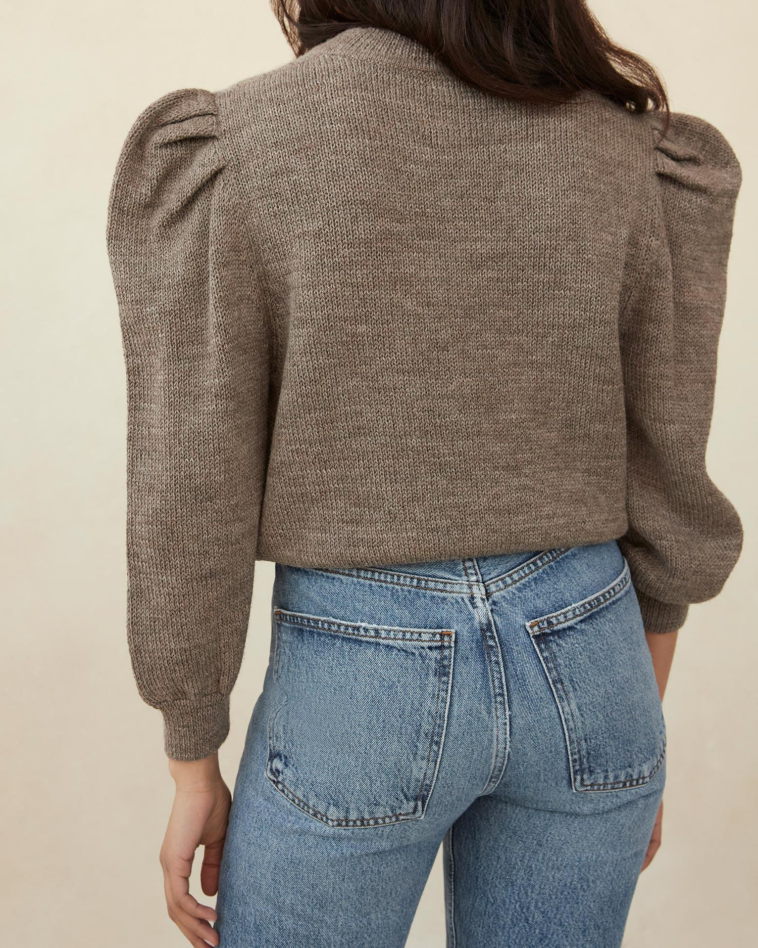 Knits for Good Heather Sweater
