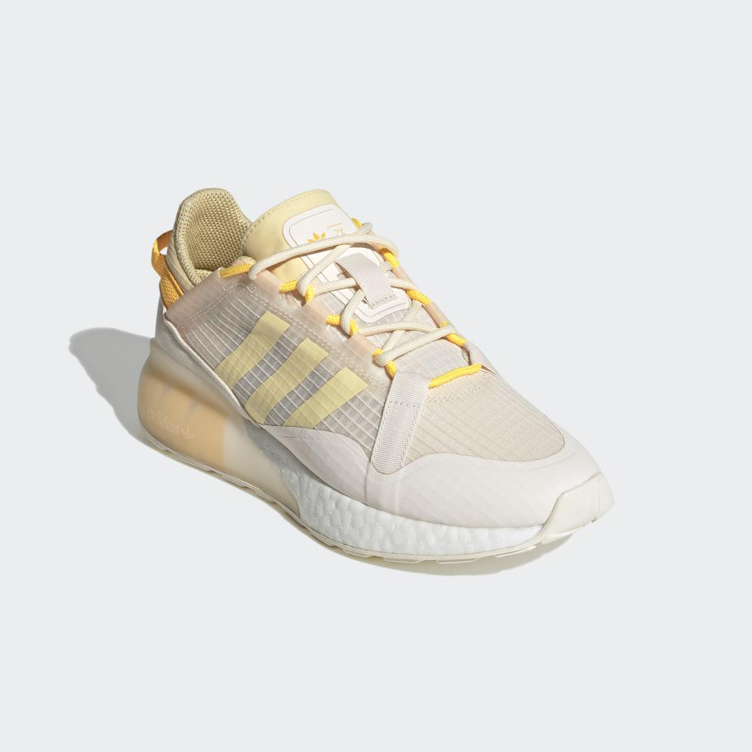 ZX 2K Boost Pure Shoes Wonder White