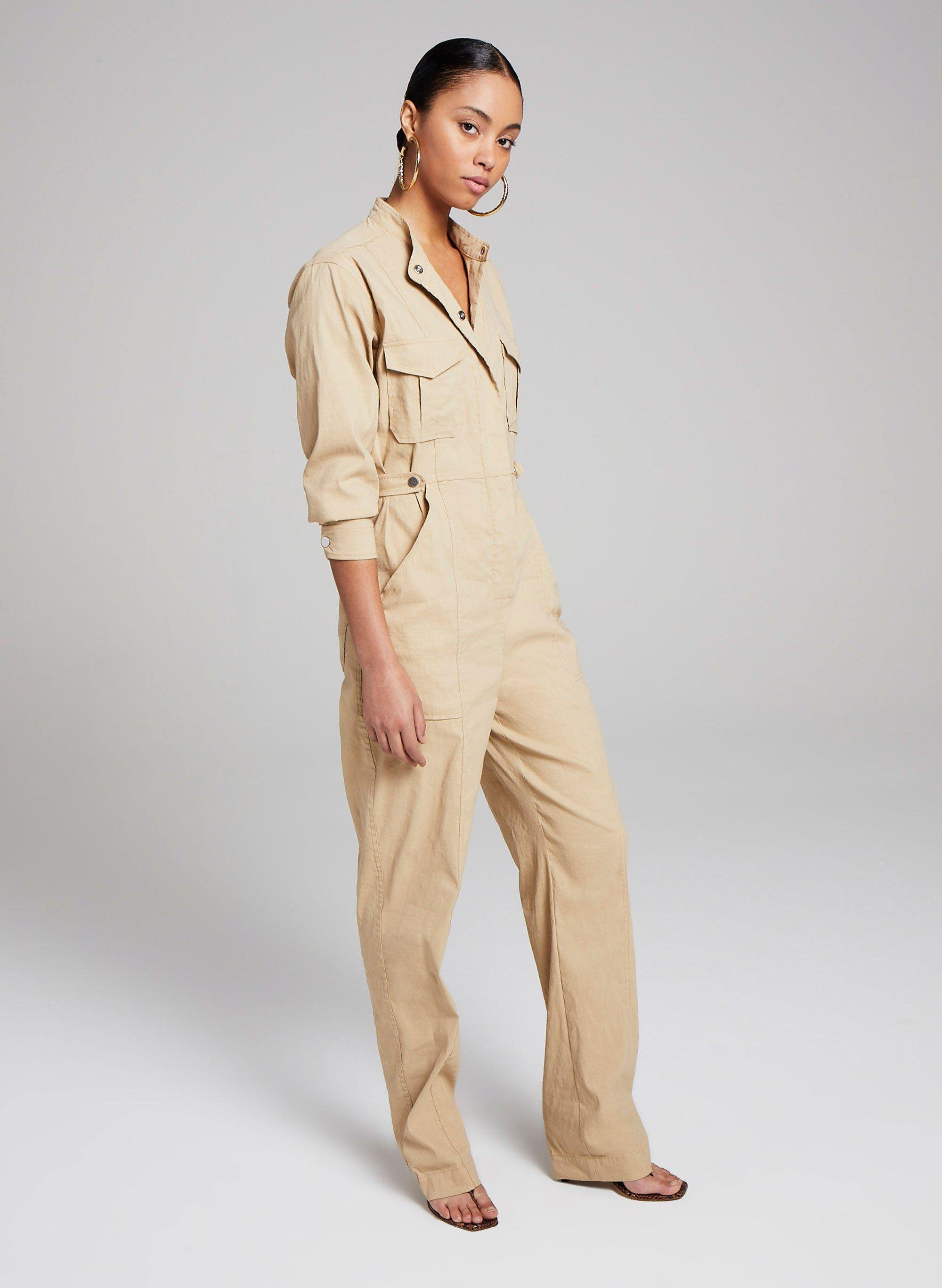 Maddy Utilitarian Jumpsuit 1