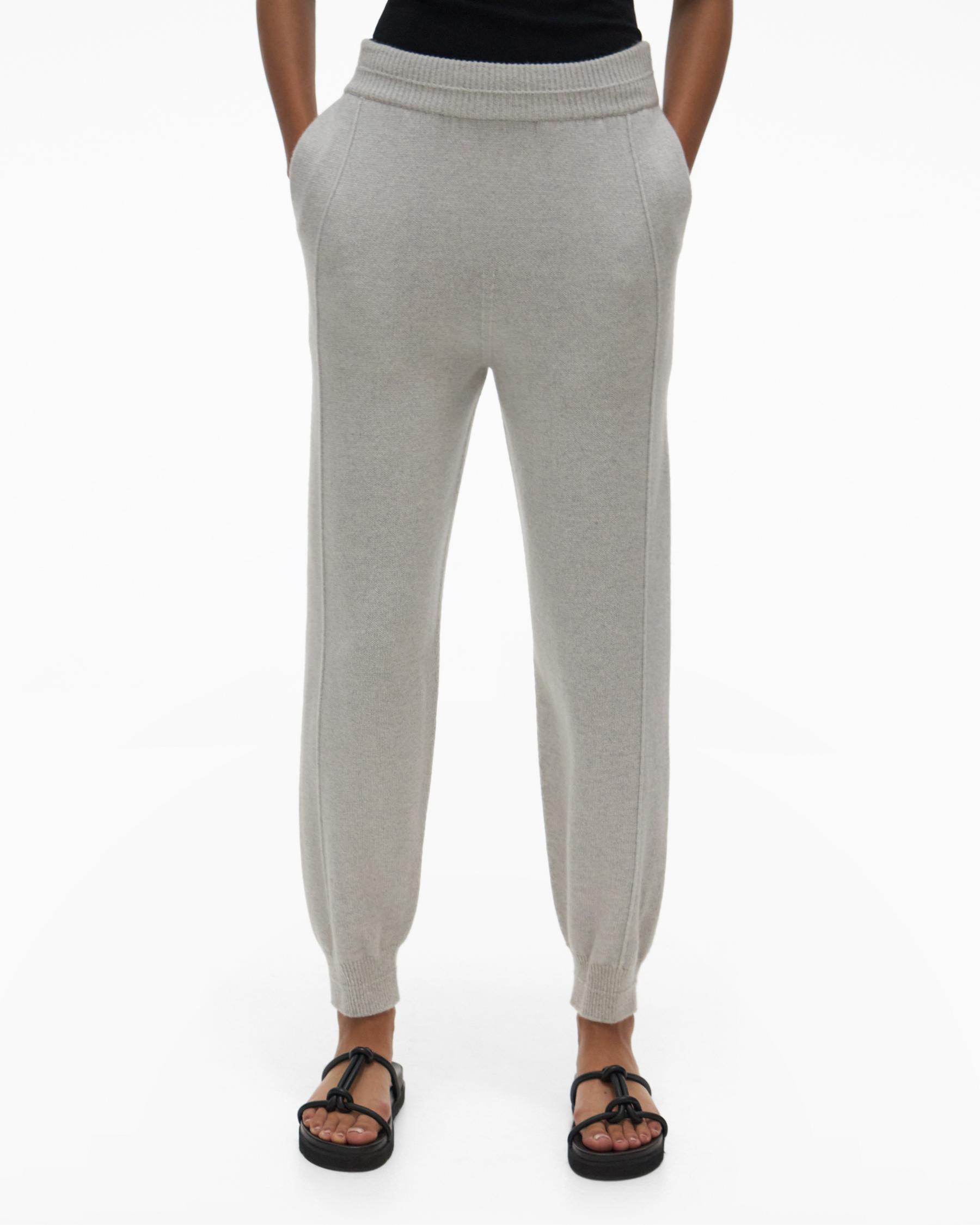 RECYCLED CASHMERE PANT 1