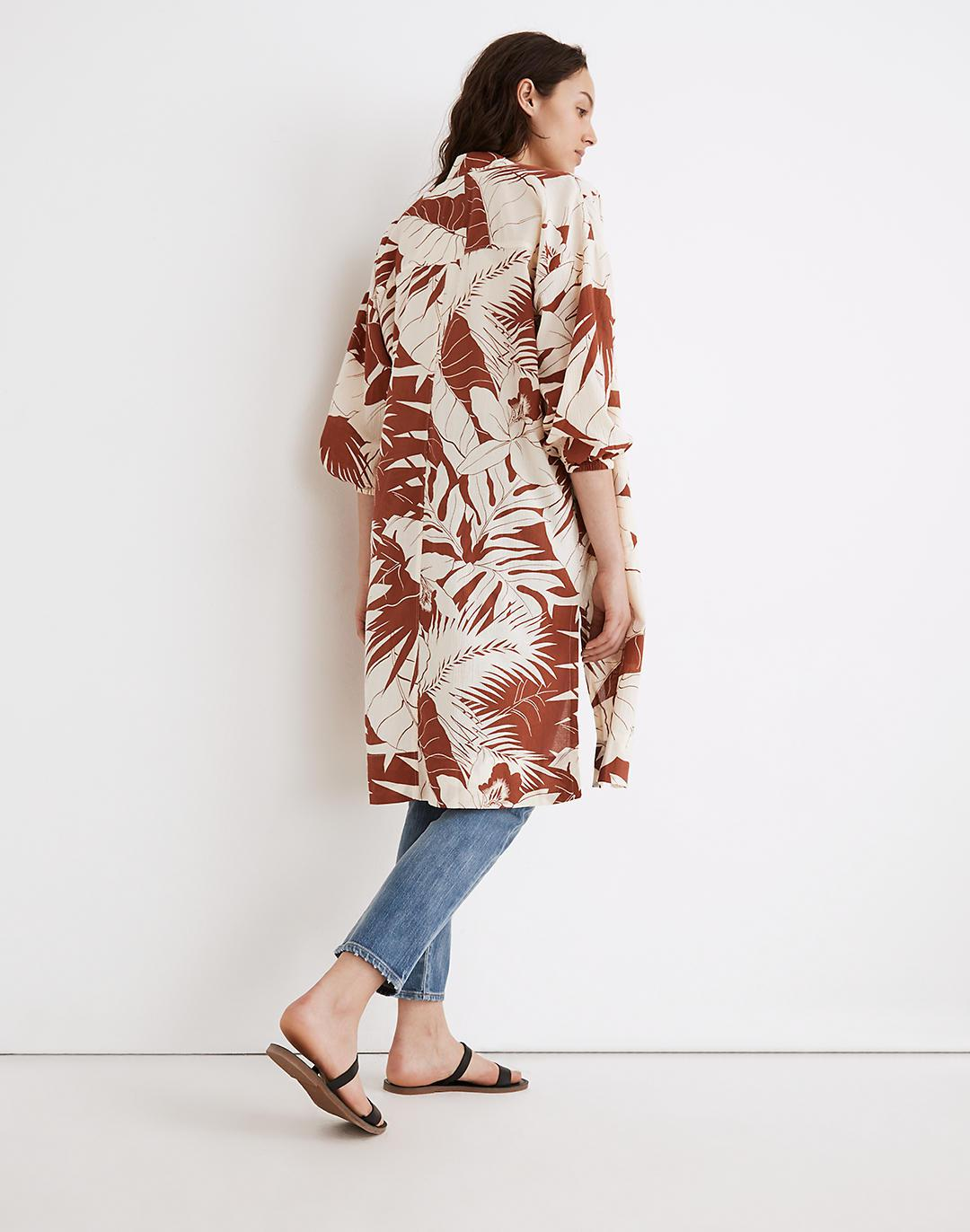 Robe Jacket in Tropical Vacation 2