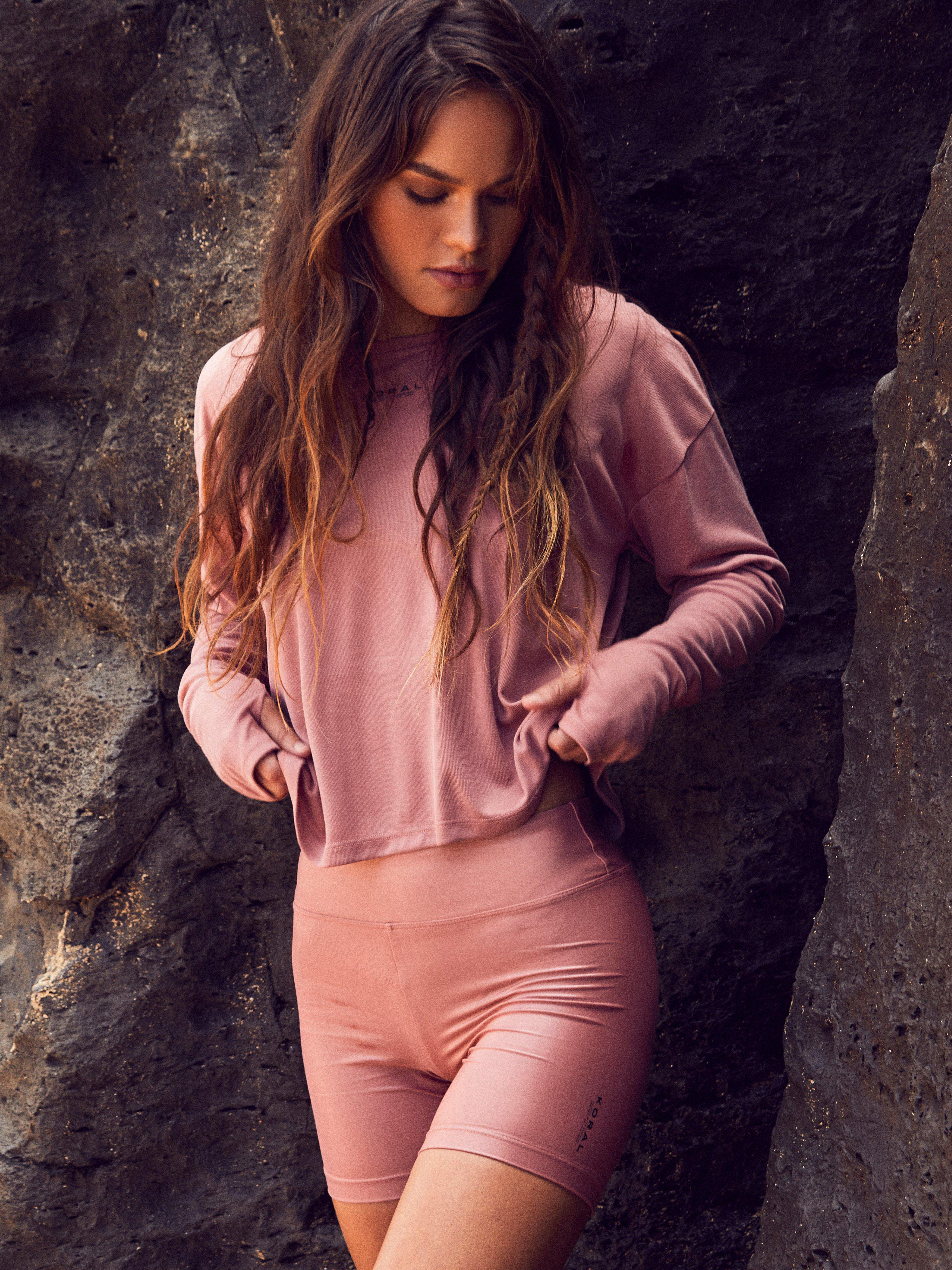 Storm Marlow Long Sleeve Top - Sand
