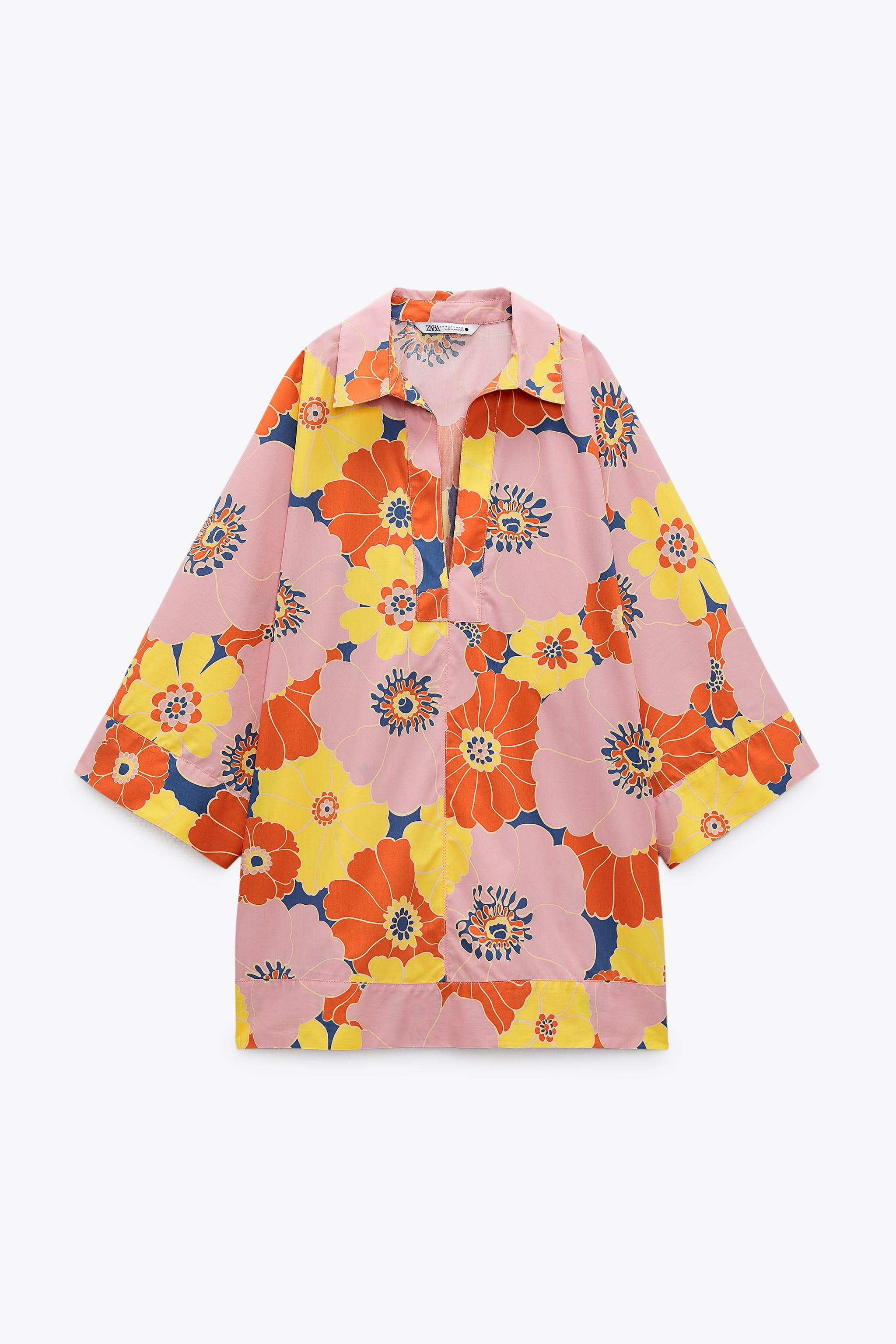PRINTED SHIRT WITH HAT