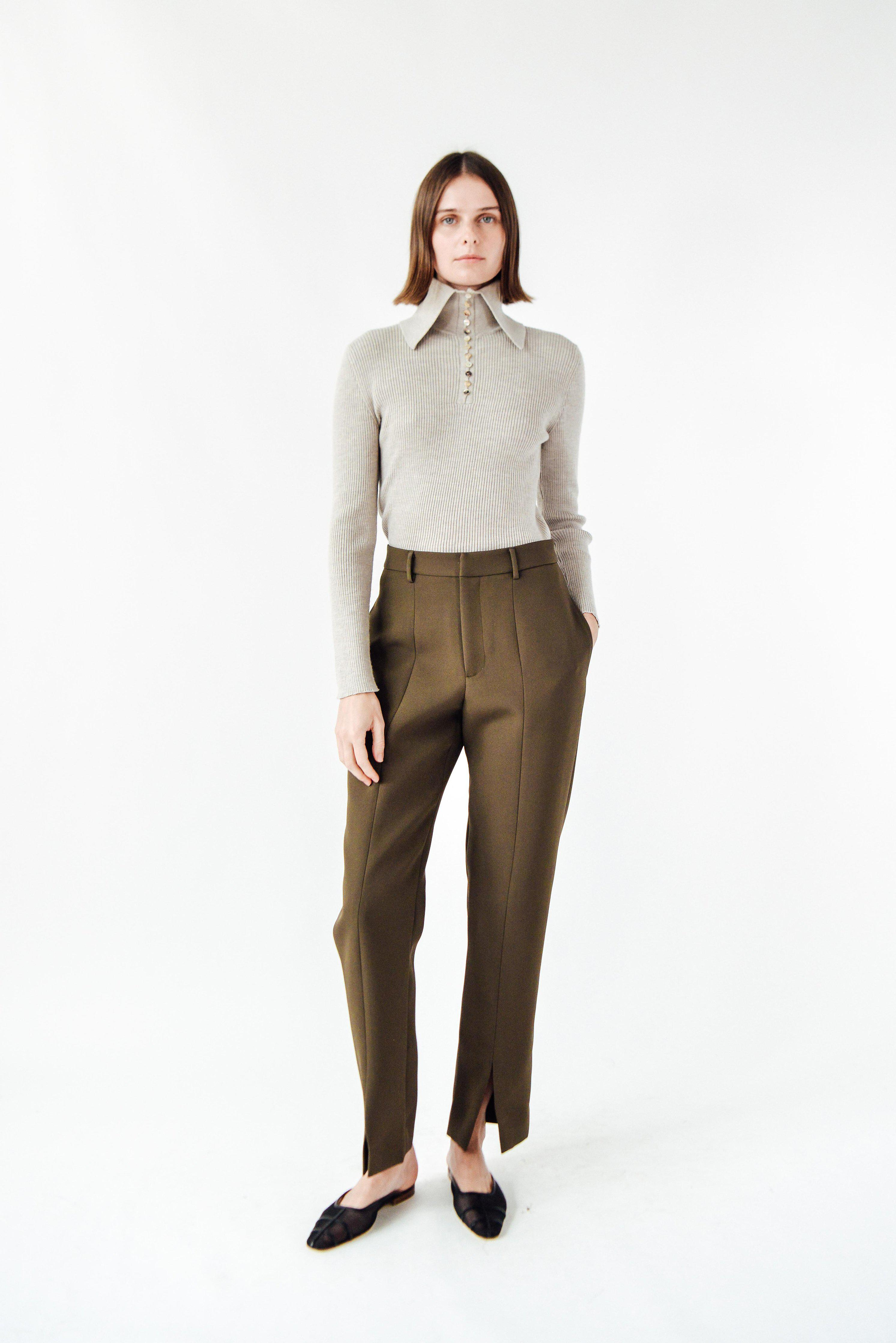 Olive Piper Pant 1