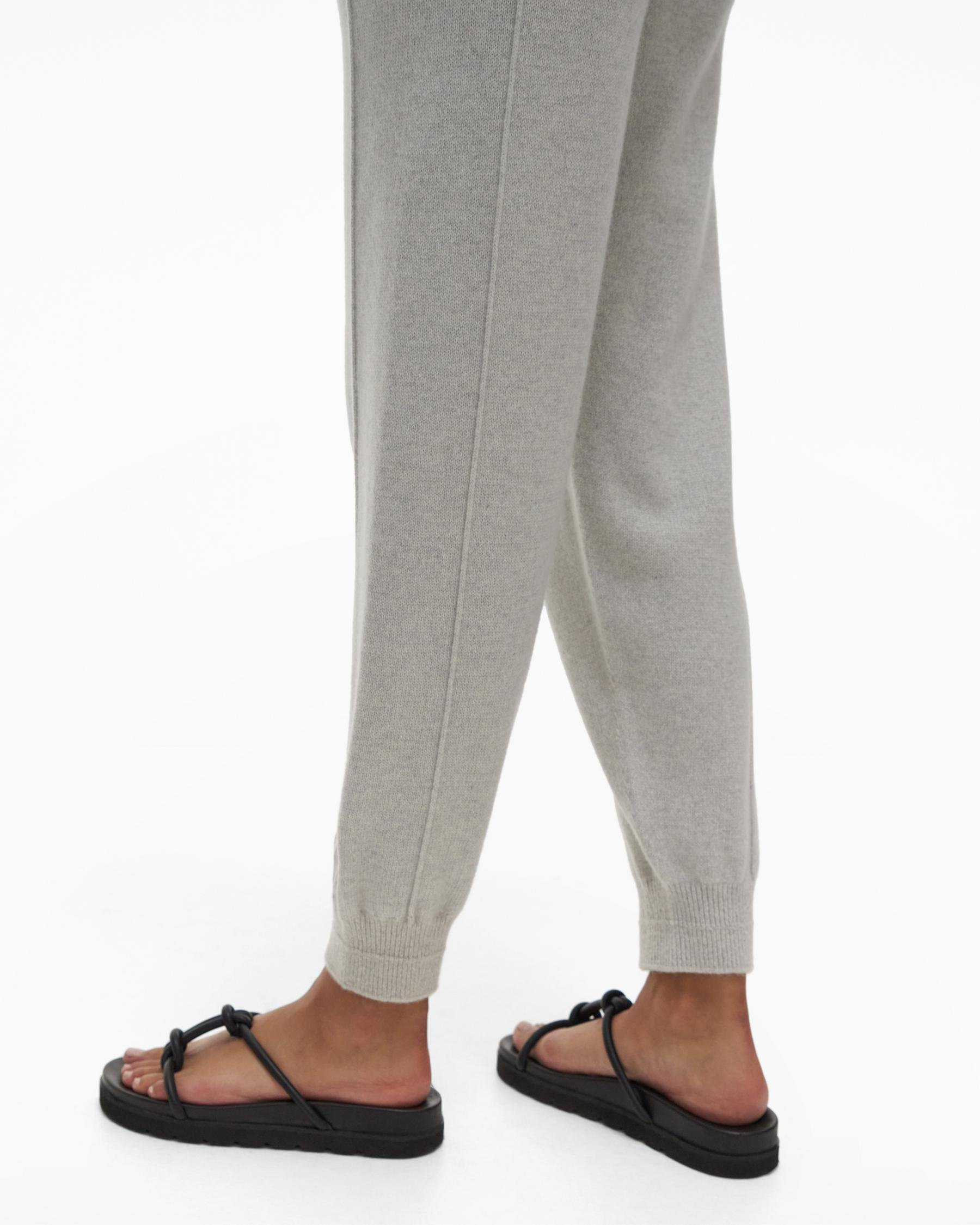 RECYCLED CASHMERE PANT 4