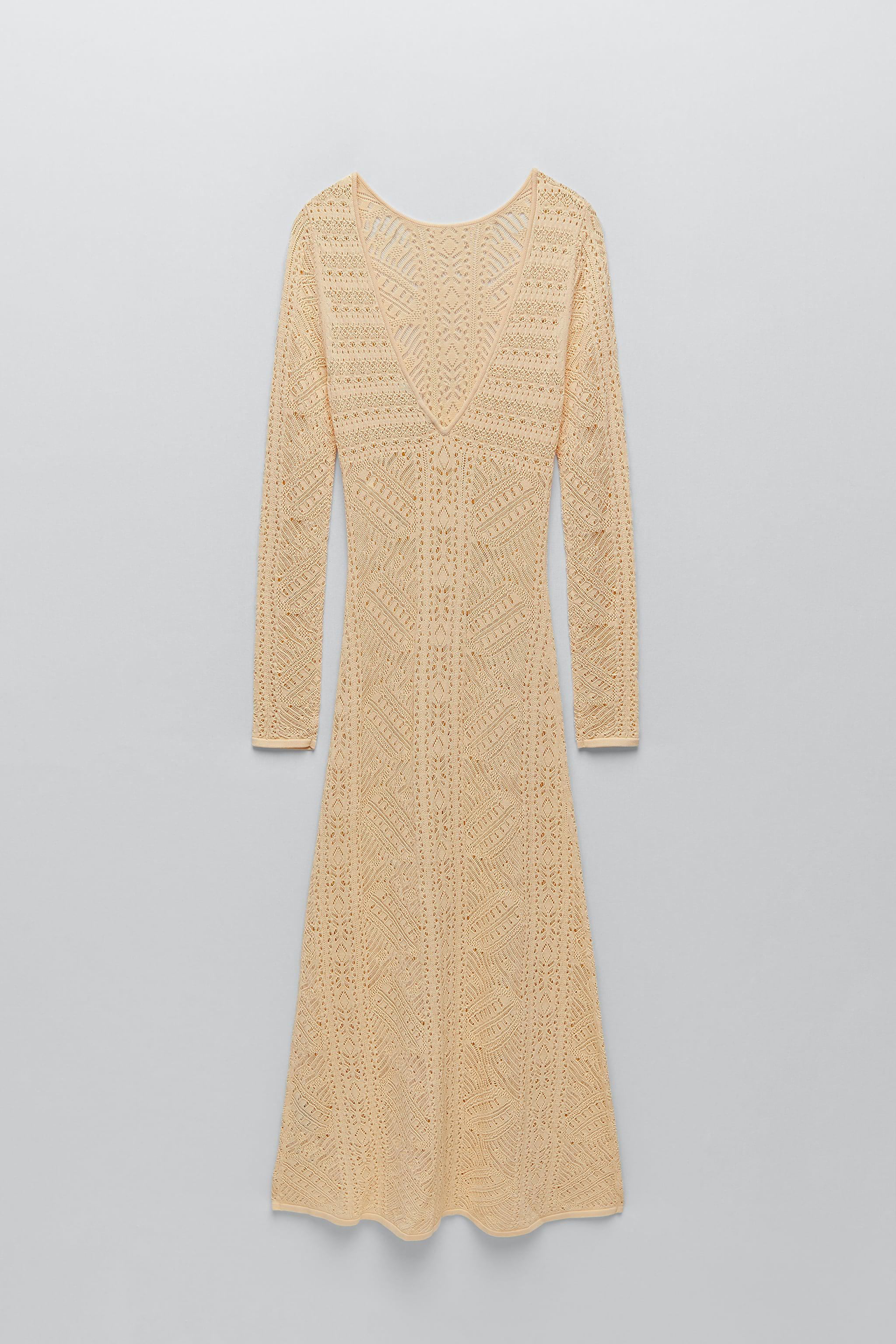 POINTELLE KNIT DRESS LIMITED EDITION 3