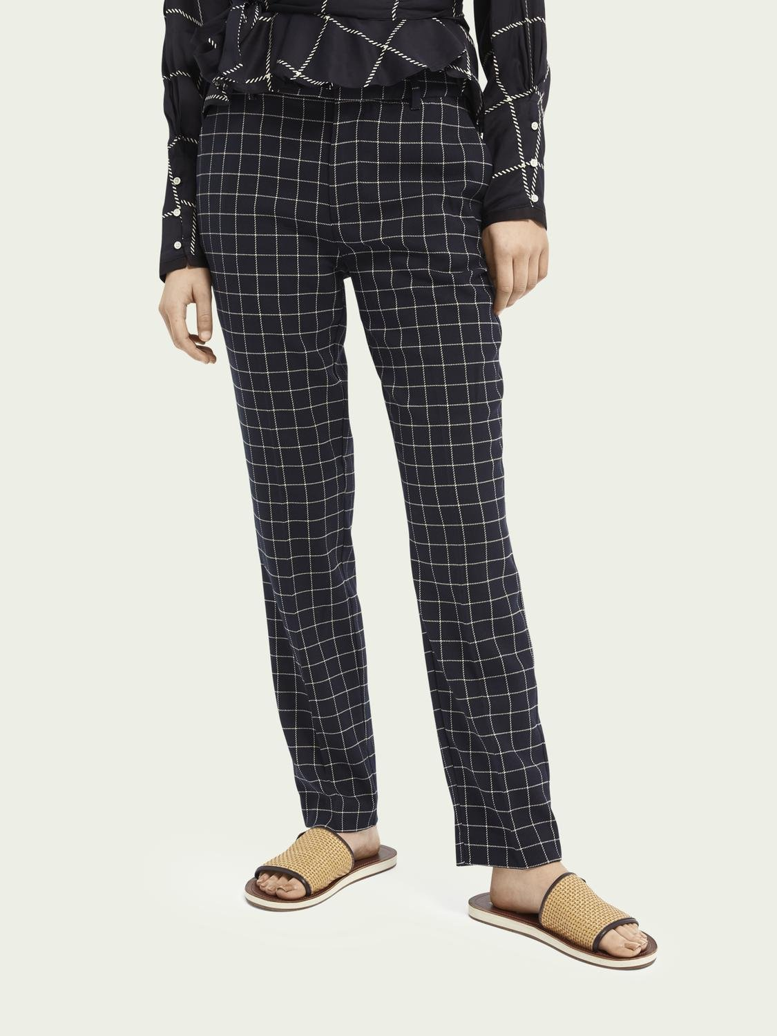 Lowry tailored slim-fit trousers
