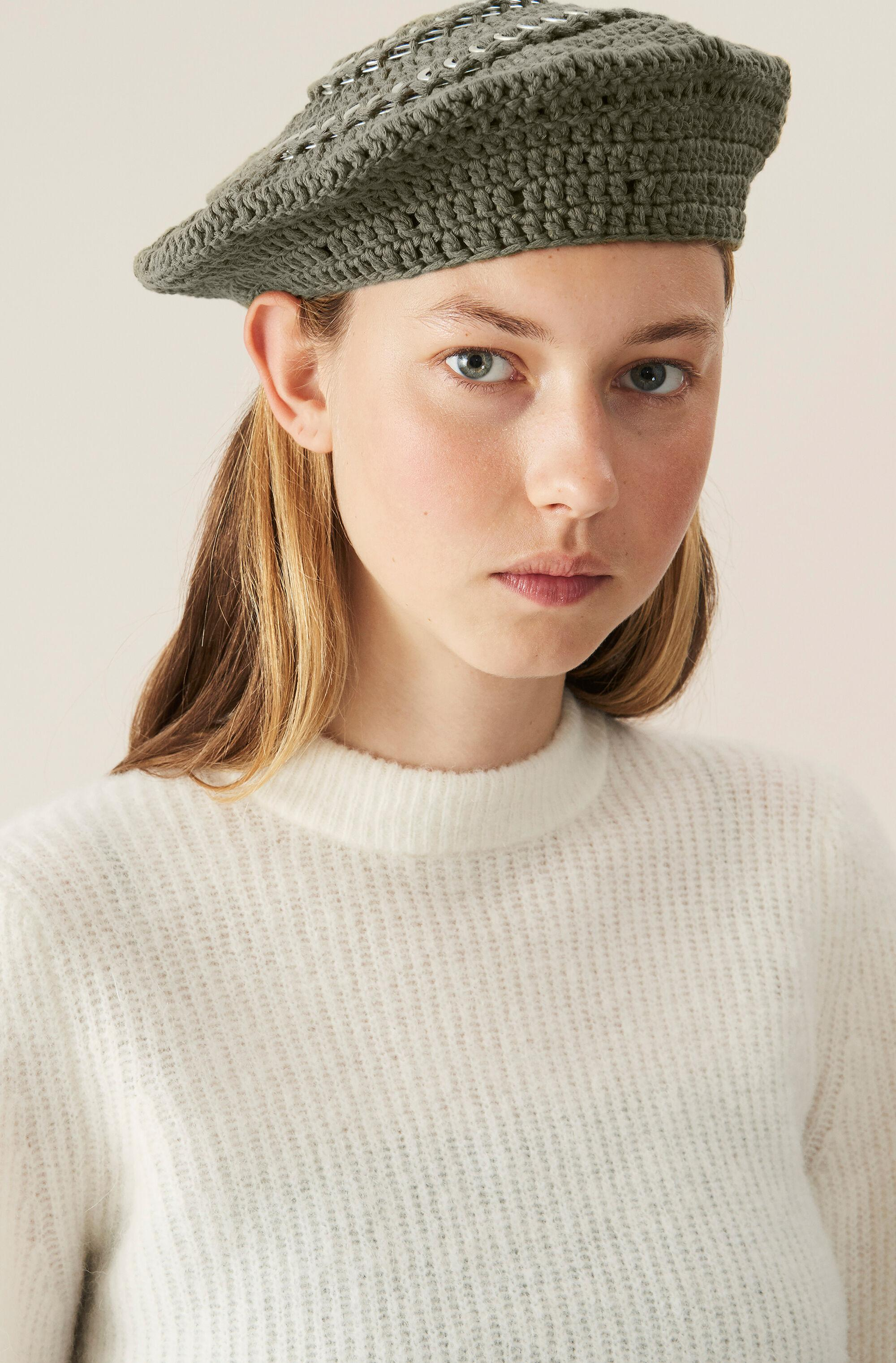 Soft Wool Knit Pullover - Solid 3