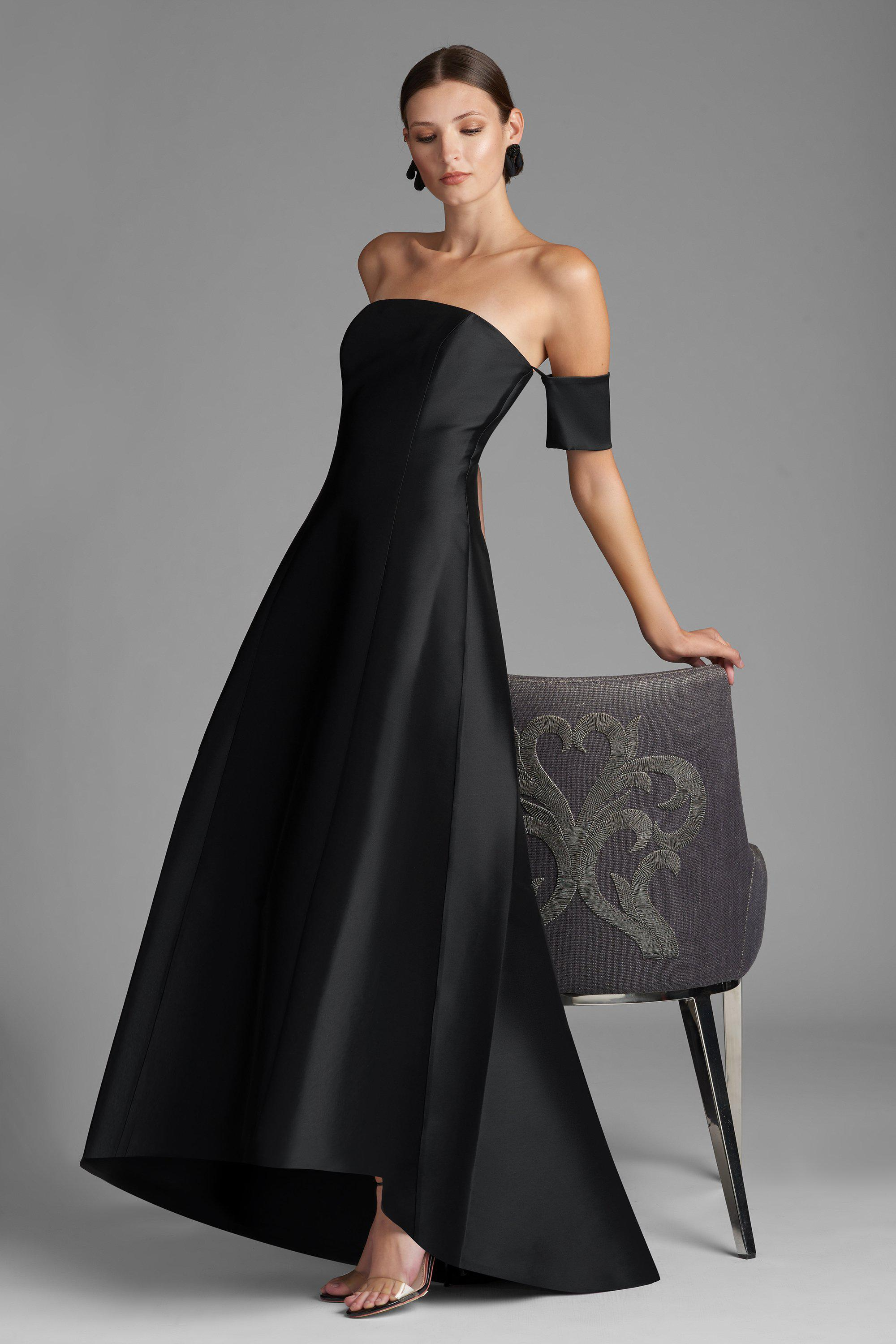 Agyness Gown - Black