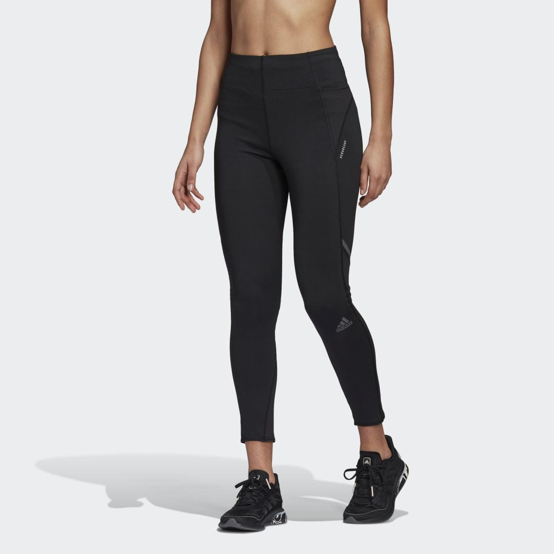 How We Do 7/8 Tights Black