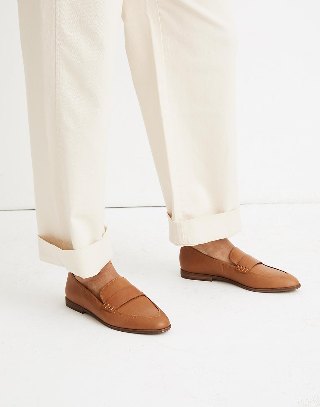 The Alex Loafer in Leather 3