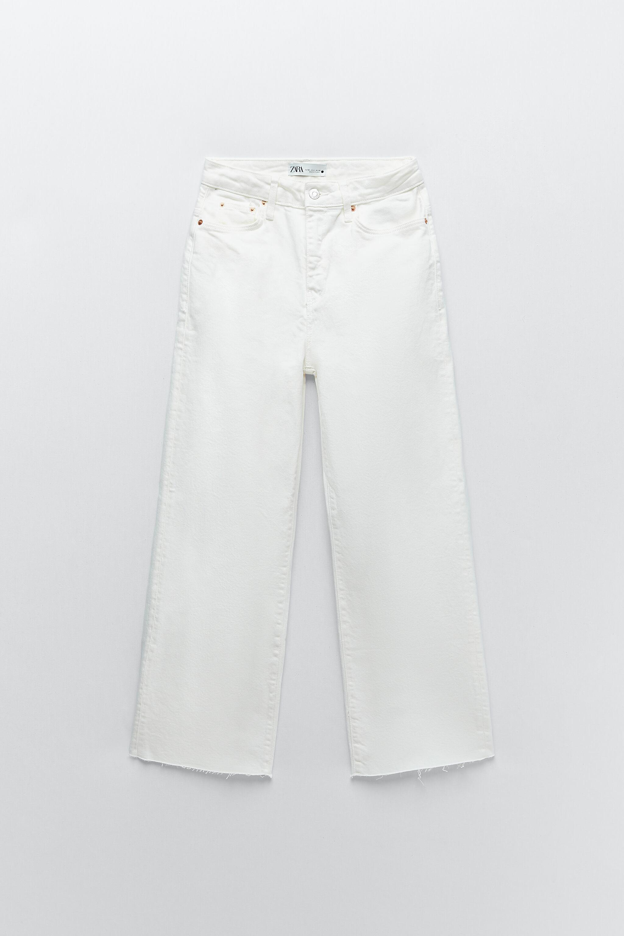 ZW THE HIGH WAIST CULOTTES JEANS 5