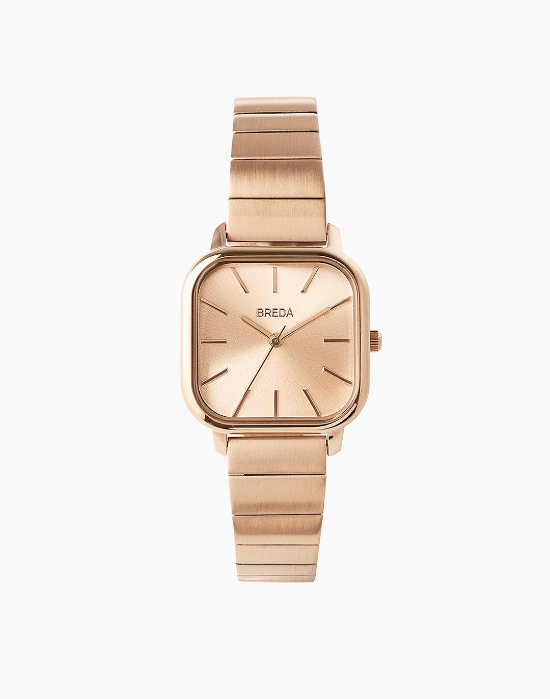 Breda Gold-Plated Esther Watch