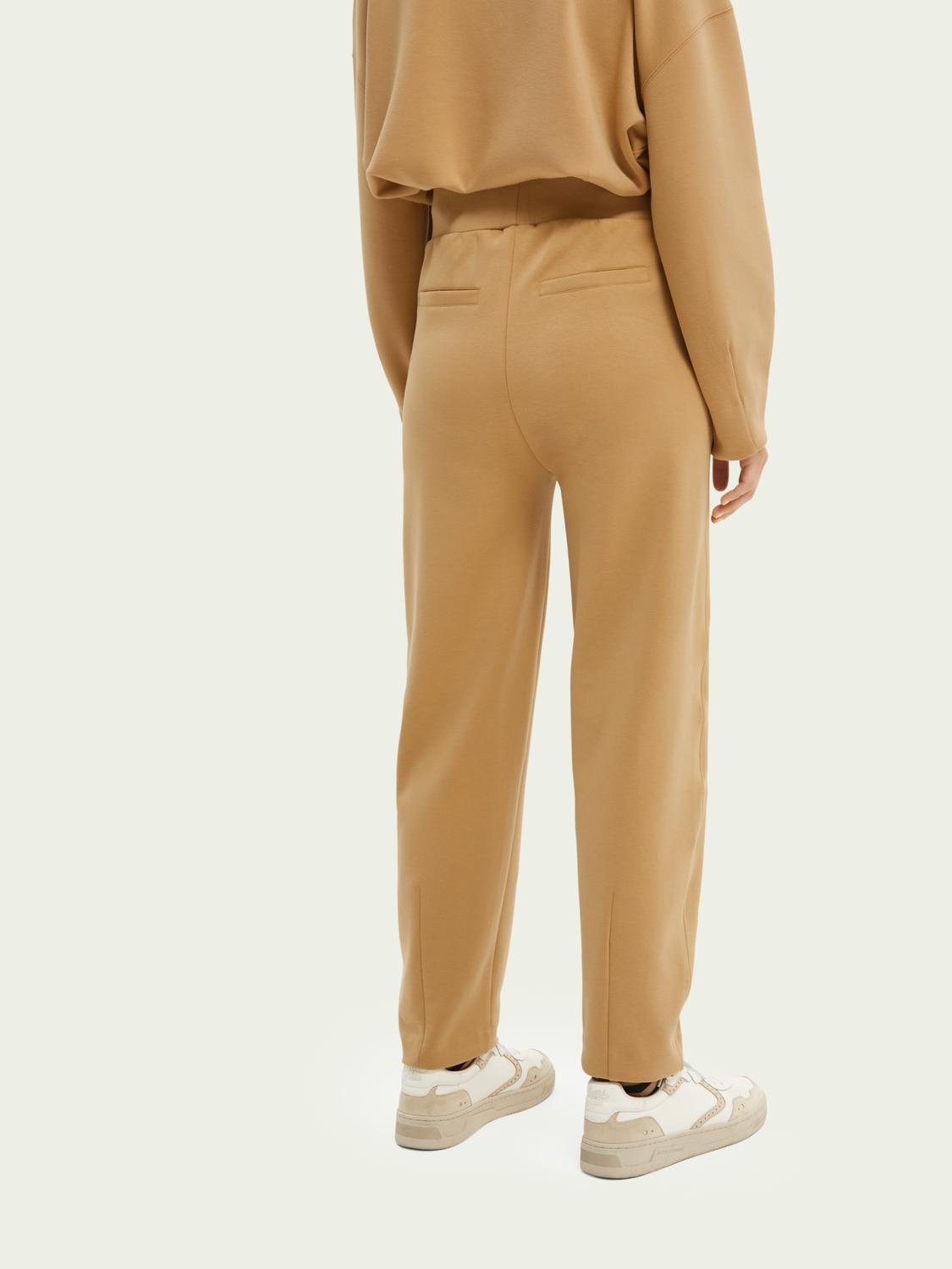 Tapered high-rise sweatpants 2