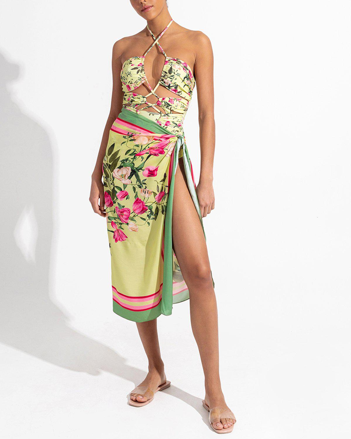 Tula Laceup One Piece 5